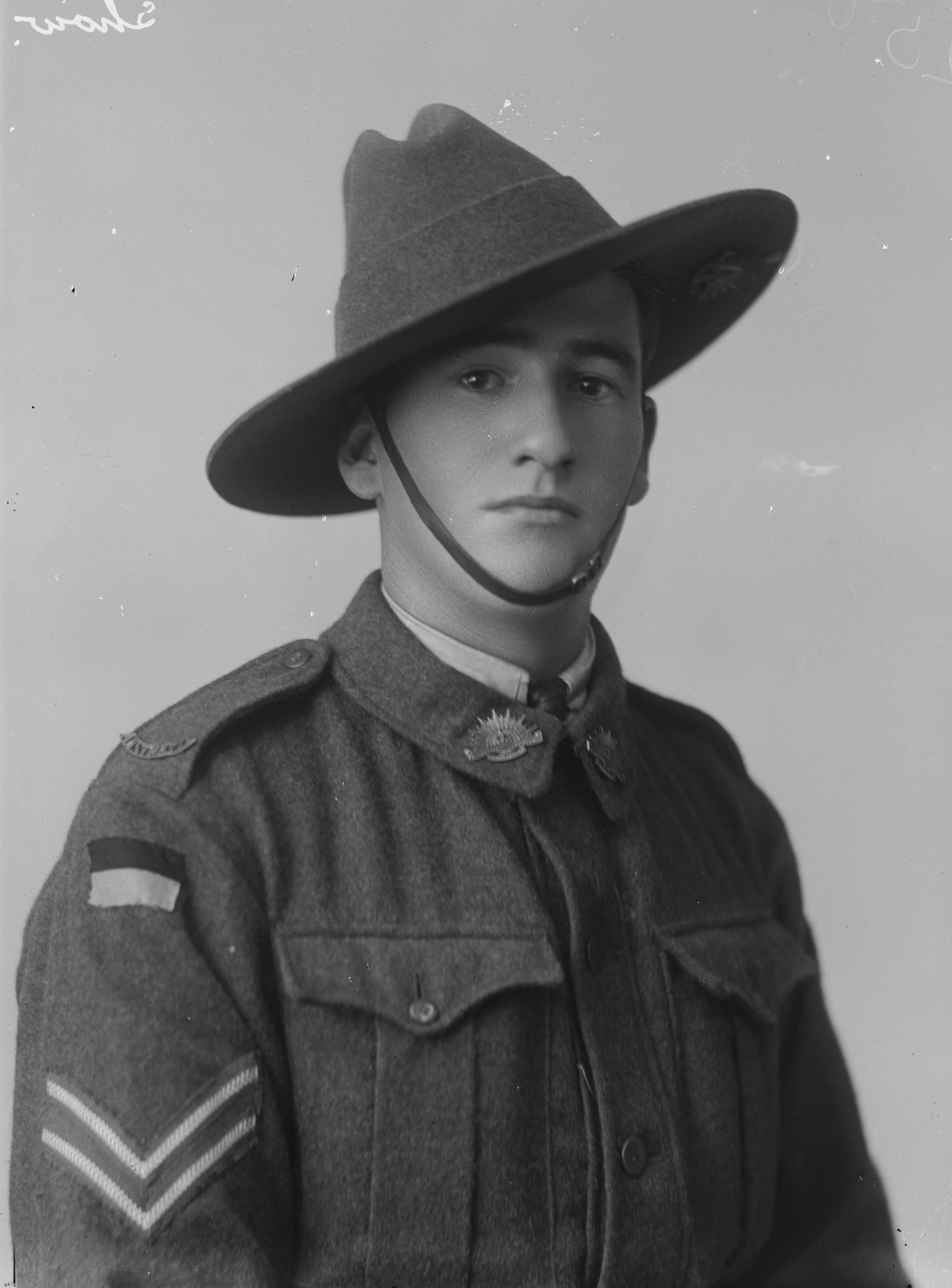 Photographed at the Dease Studio, 117 Barrack Street Perth WA Image courtesy of the State Library of Western Australia: 108049PD