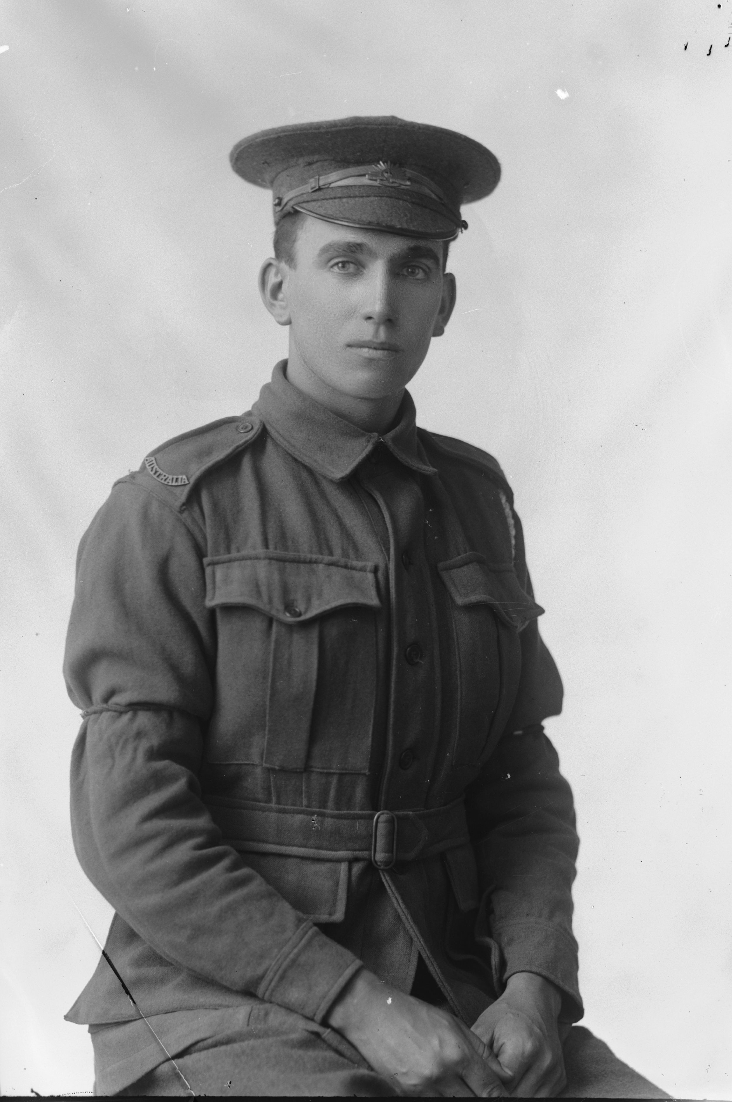 Photographed at the Dease Studio, 117 Barrack Street Perth WA Image courtesy of the State Library of Western Australia: 108197PD