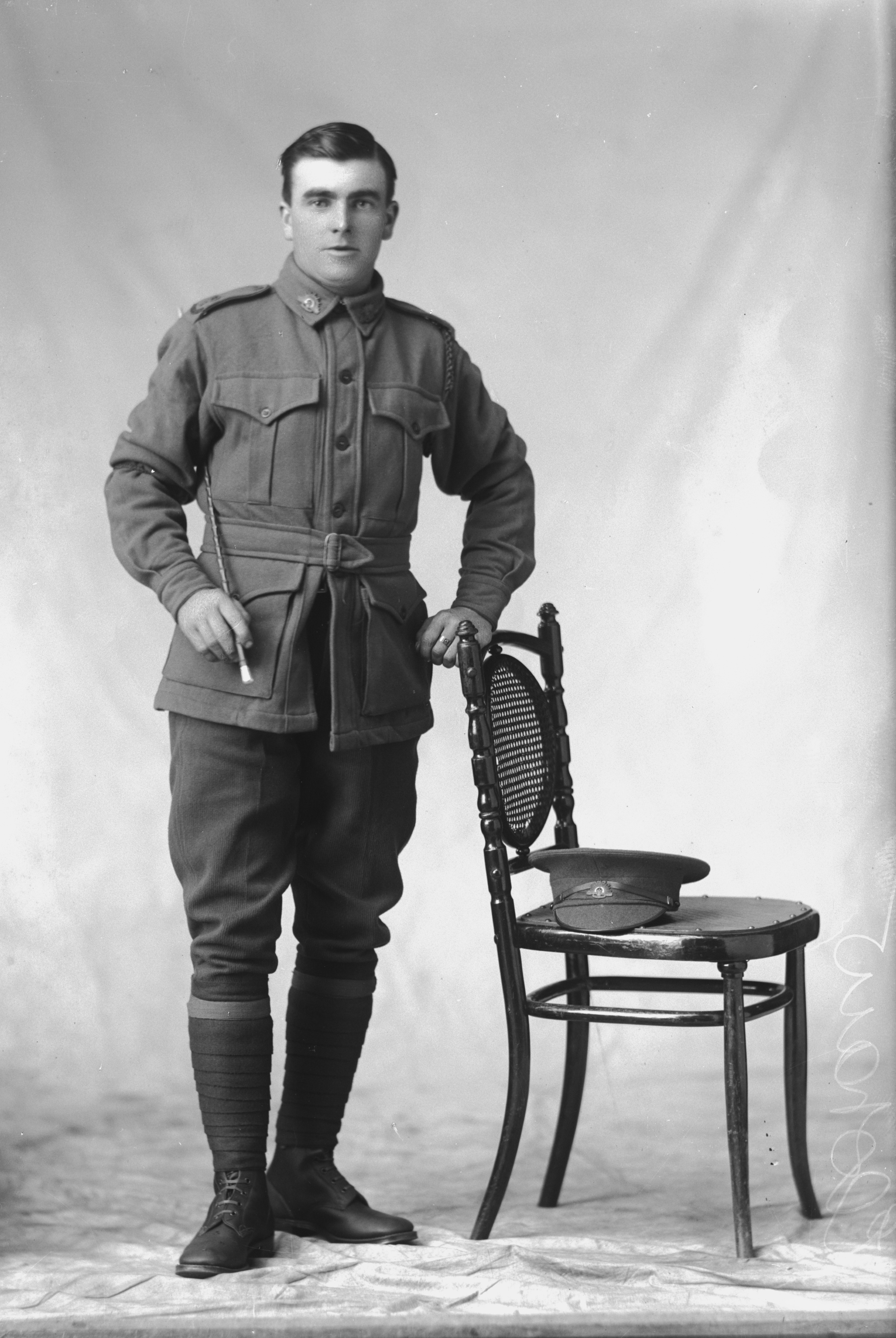 Photographed at the Dease Studio, 117 Barrack Street Perth WA Image courtesy of the State Library of Western Australia:  108564PD