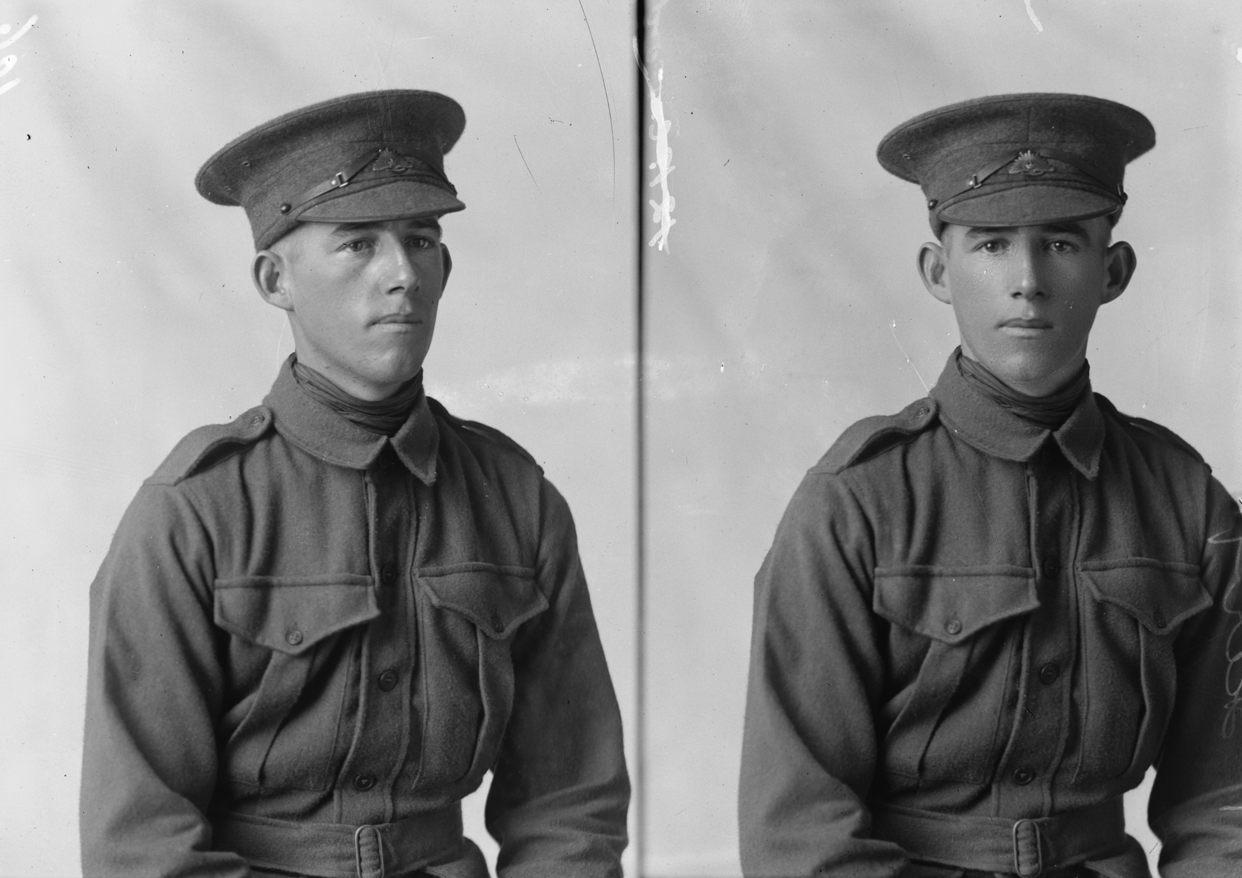 Photographed at the Dease Studio, 117 Barrack Street Perth WA Image courtesy of the State Library of Western Australia: 108028PD