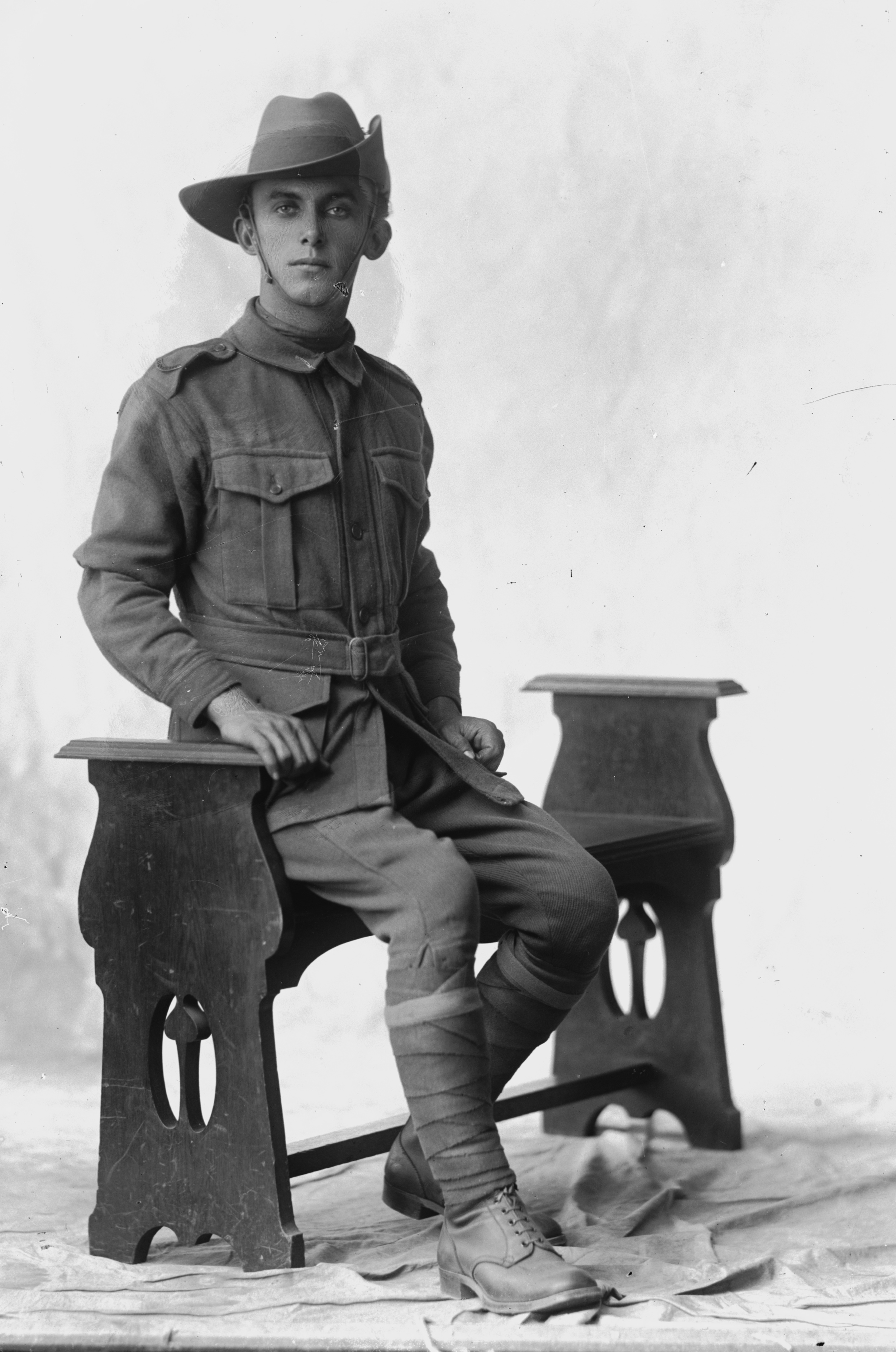 Photographed at the Dease Studio, 117 Barrack Street Perth WA Image courtesy of the State Library of Western Australia: 108670PD