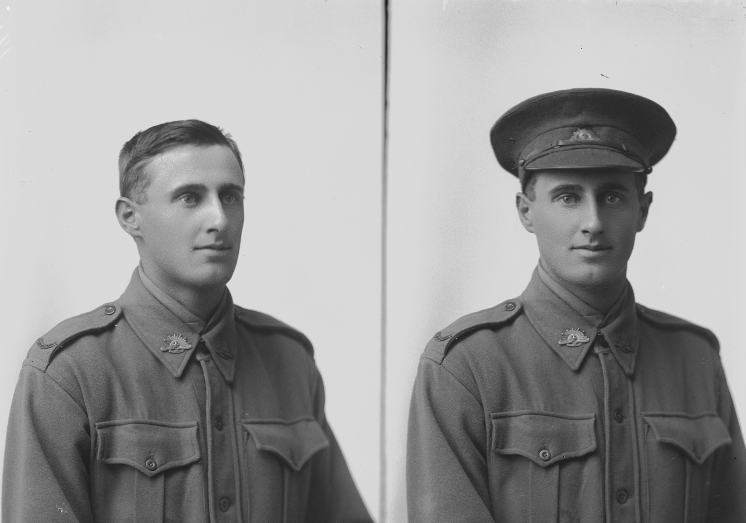 Photographed at the Dease Studio, 117 Barrack Street Perth WA Image courtesy of the State Library of Western Australia: 108659PD
