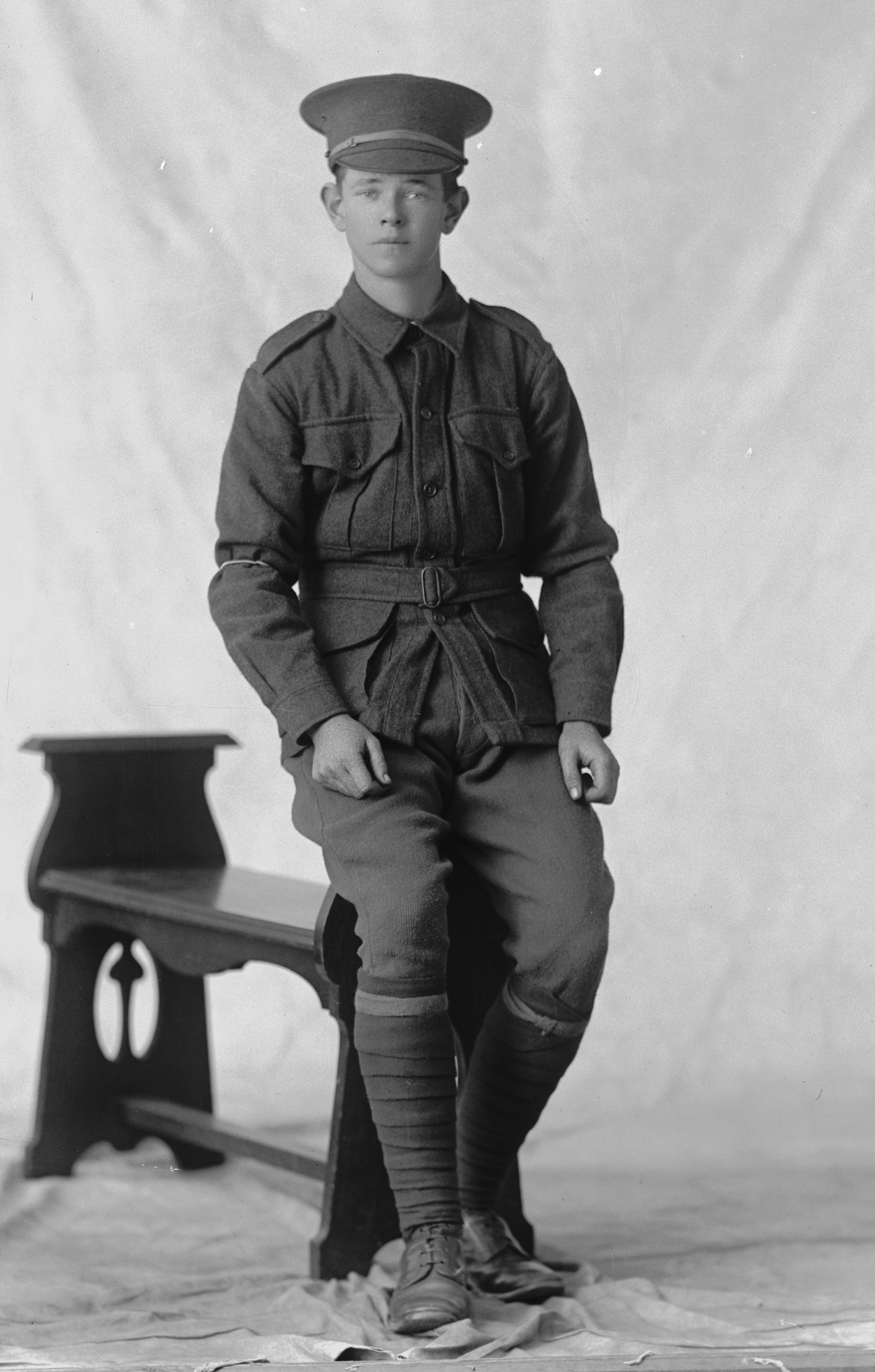 Photographed at the Dease Studio, 117 Barrack Street Perth WA Image courtesy of the State Library of Western Australia:108134PD