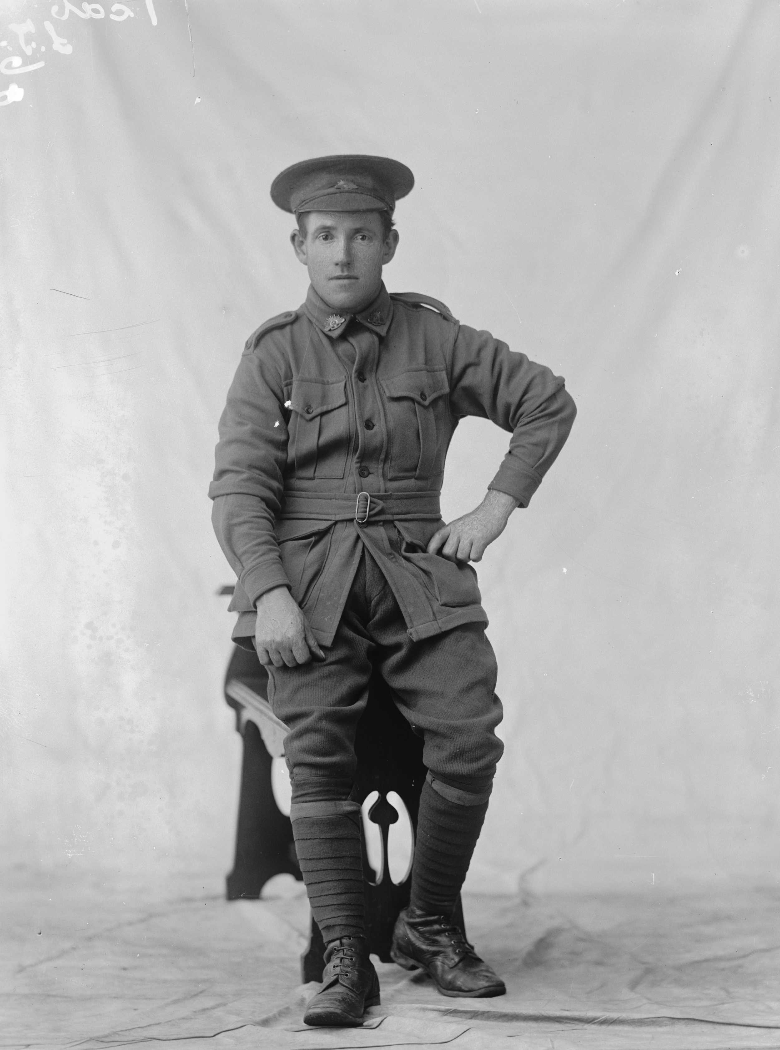 Photographed at the Dease Studio, 117 Barrack Street Perth WA Image courtesy of the State Library of Western Australia:108144PD