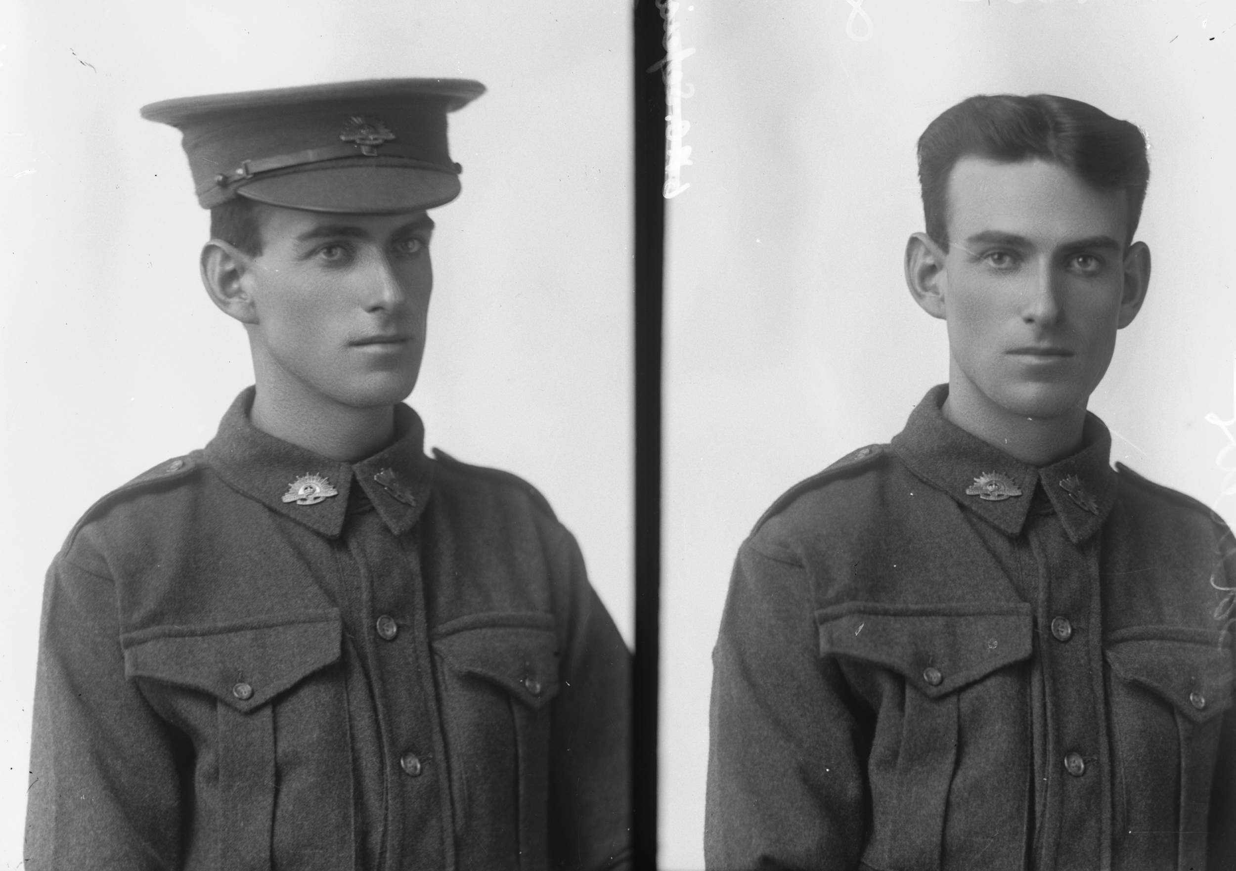 Photographed at the Dease Studio, 117 Barrack Street Perth WA Image courtesy of the State Library of Western Australia: 108683PD