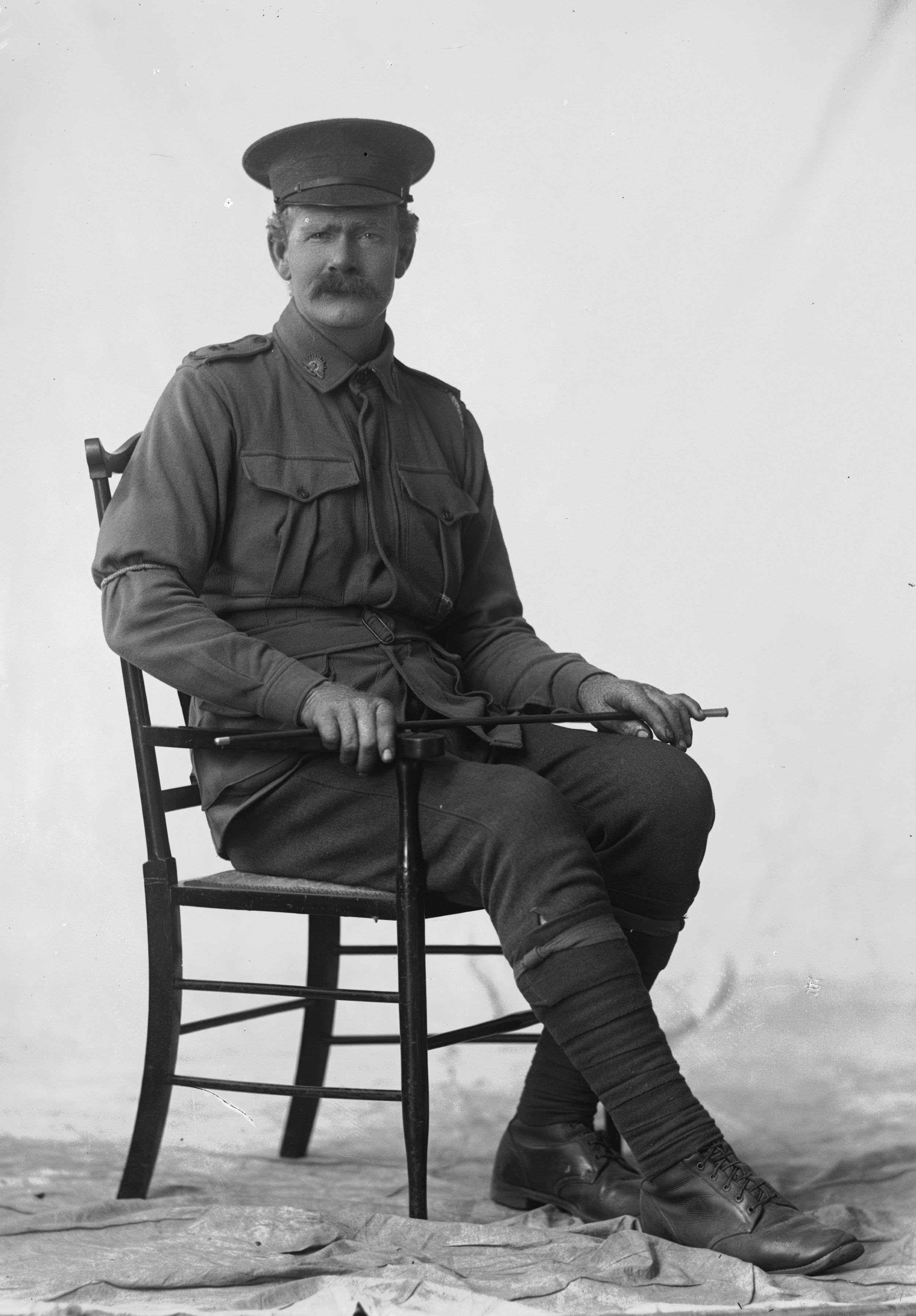 Photographed at the Dease Studio, 117 Barrack Street Perth WA Image courtesy of the State Library of Western Australia: 108476PD