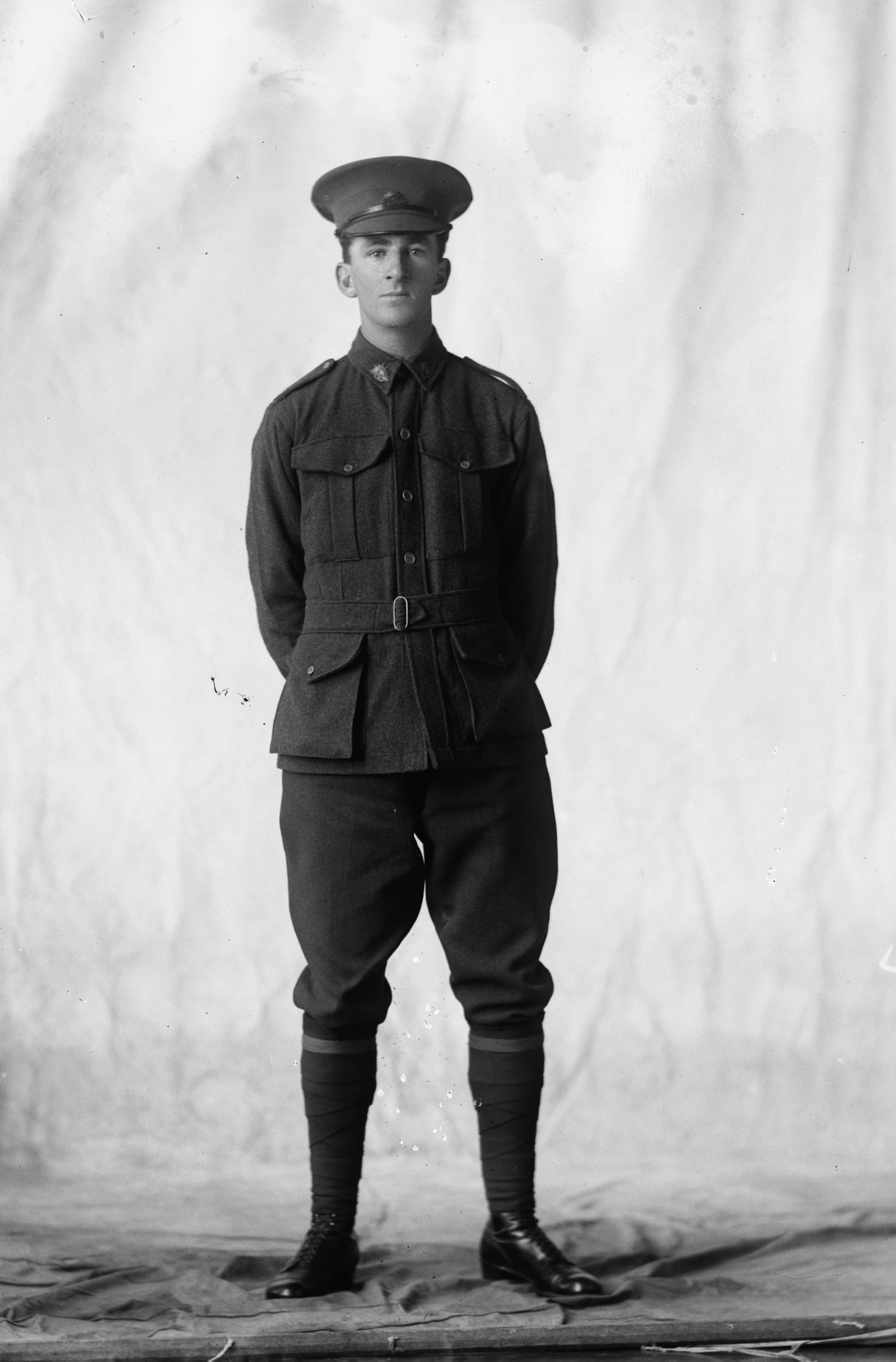 Private Thomas Ashcroft Perrie, 44th Battalion