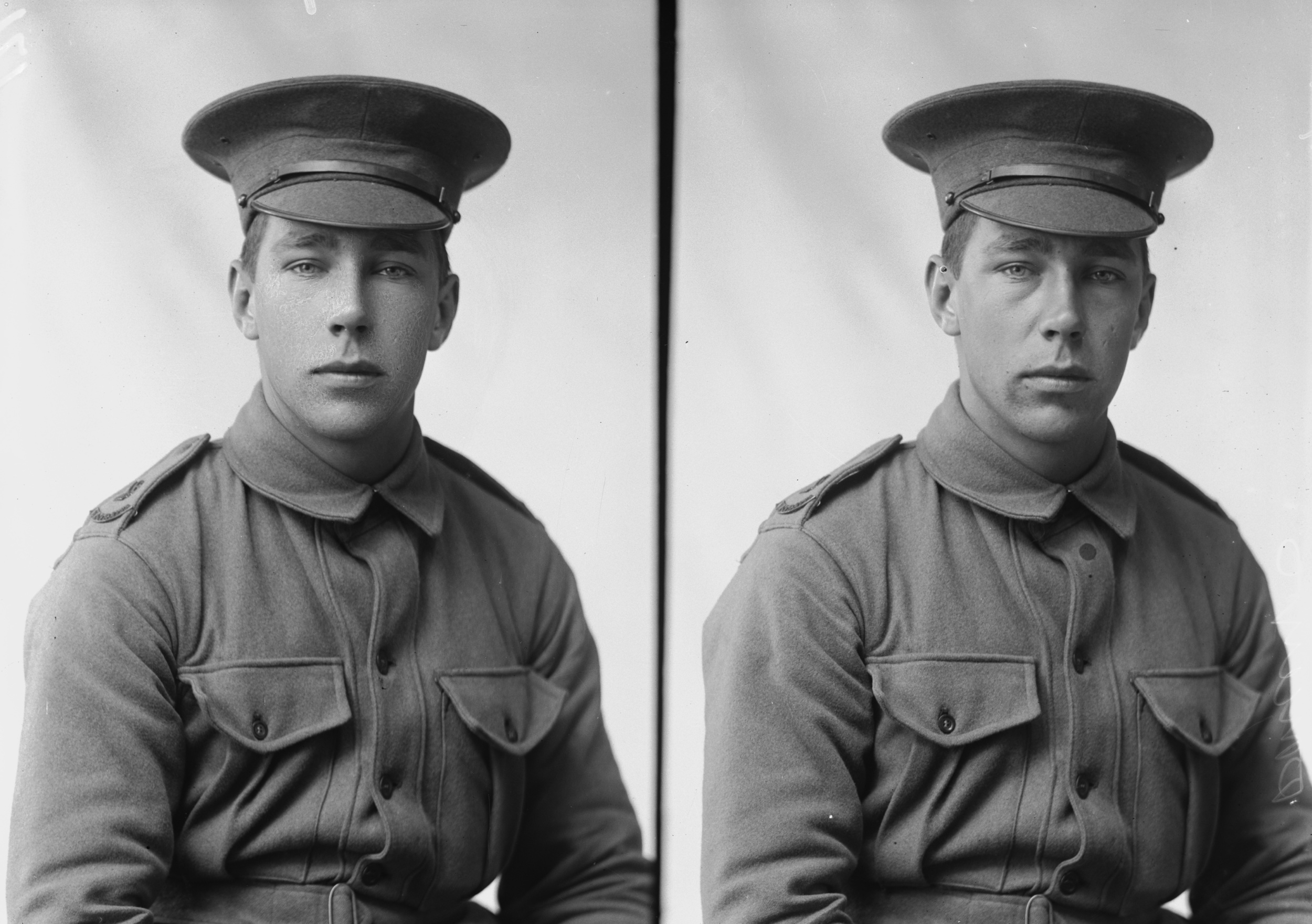 Photographed at the Dease Studio, 117 Barrack Street Perth WA Image courtesy of the State Library of Western Australia: 108691PD