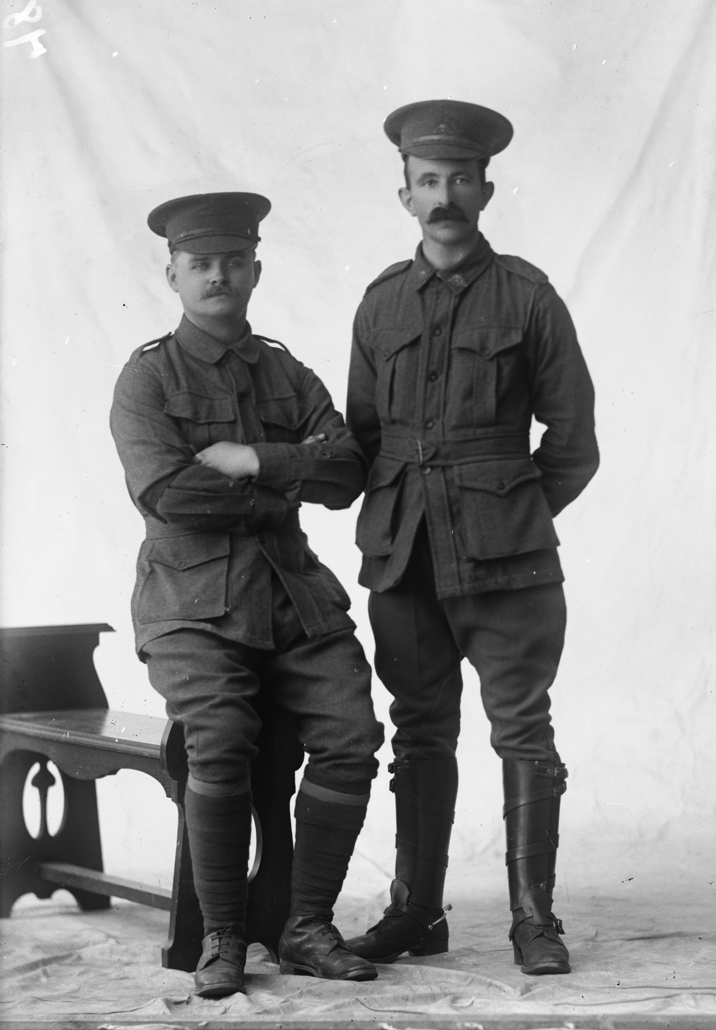 Photographed at the Dease Studio, 117 Barrack Street Perth WA Image courtesy of the State Library of Western Australia:108077PD