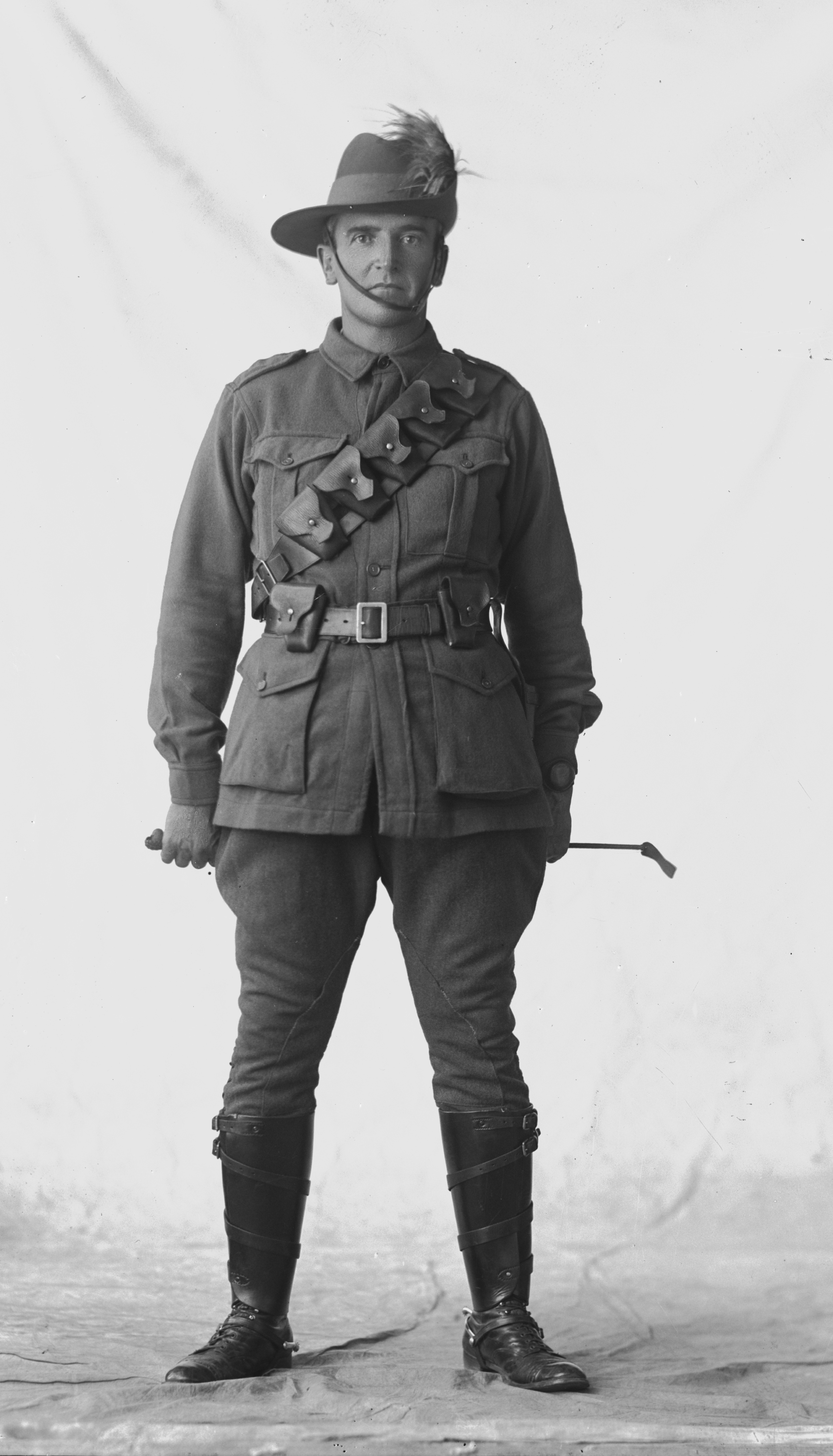 Private Forrest Edward Palmer, 10th light Horse Regiment
