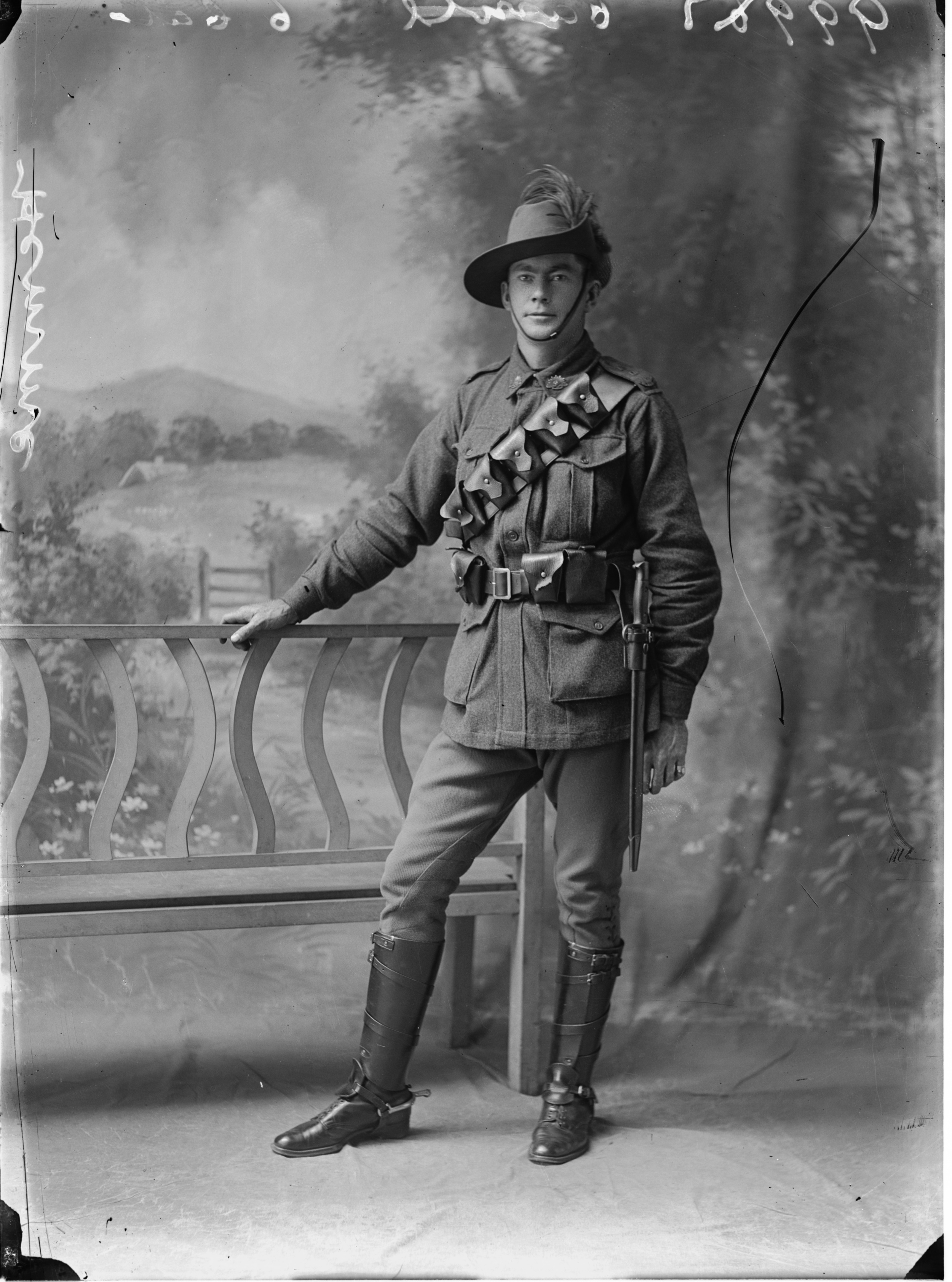 Photographed at the Dease Studio, 117 Barrack Street Perth WA Image courtesy of the State Library of Western Australia: 108711PD