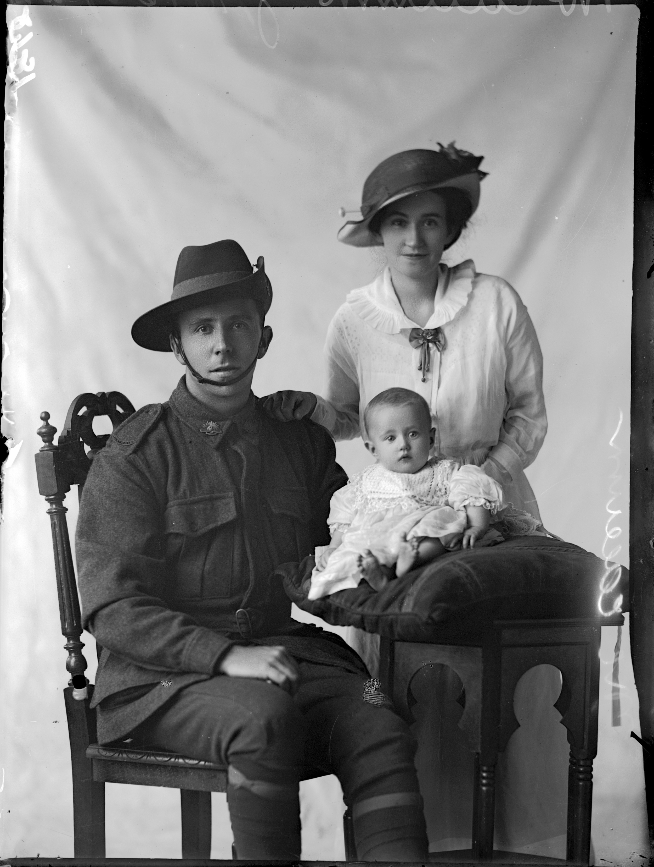 Photographed at the Dease Studio, 117 Barrack Street Perth WA Image courtesy of the State Library of Western Australia: 150084PD