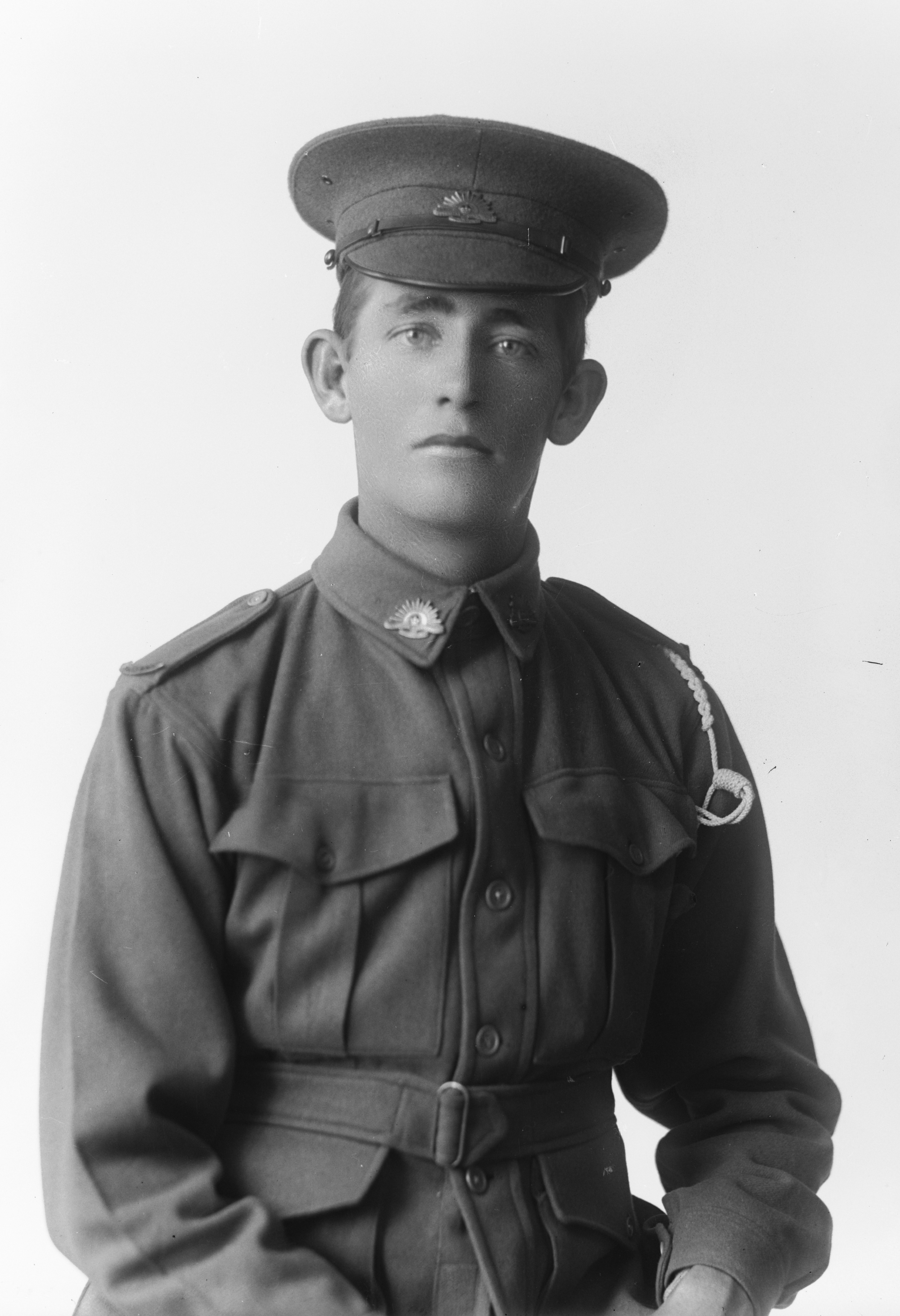Photographed at the Dease Studio, 117 Barrack Street Perth WA Image courtesy of the State Library of Western Australia: 108556PD