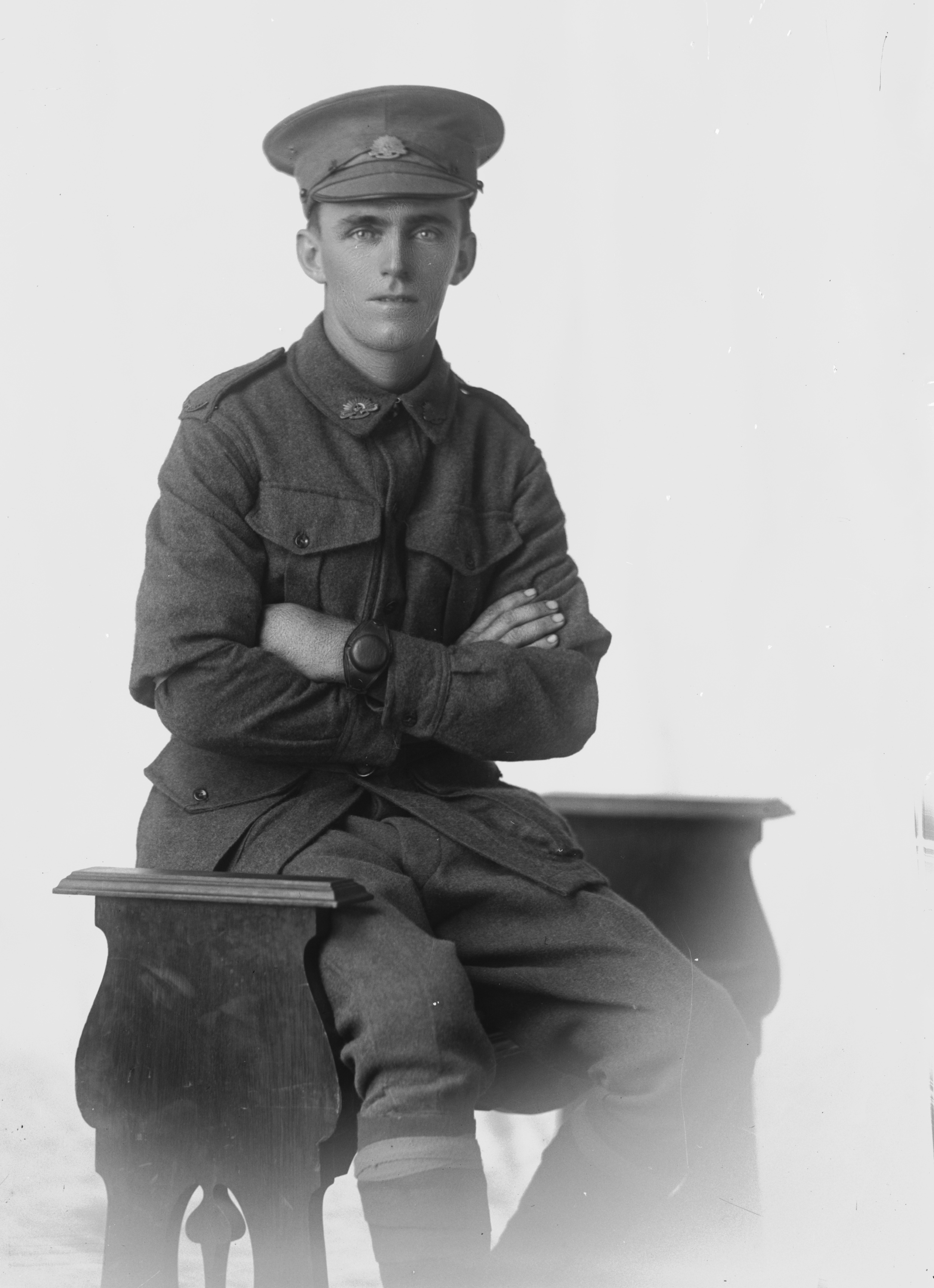 Photographed at the Dease Studio, 117 Barrack Street Perth WA Image courtesy of the State Library of Western Australia: 108407PD