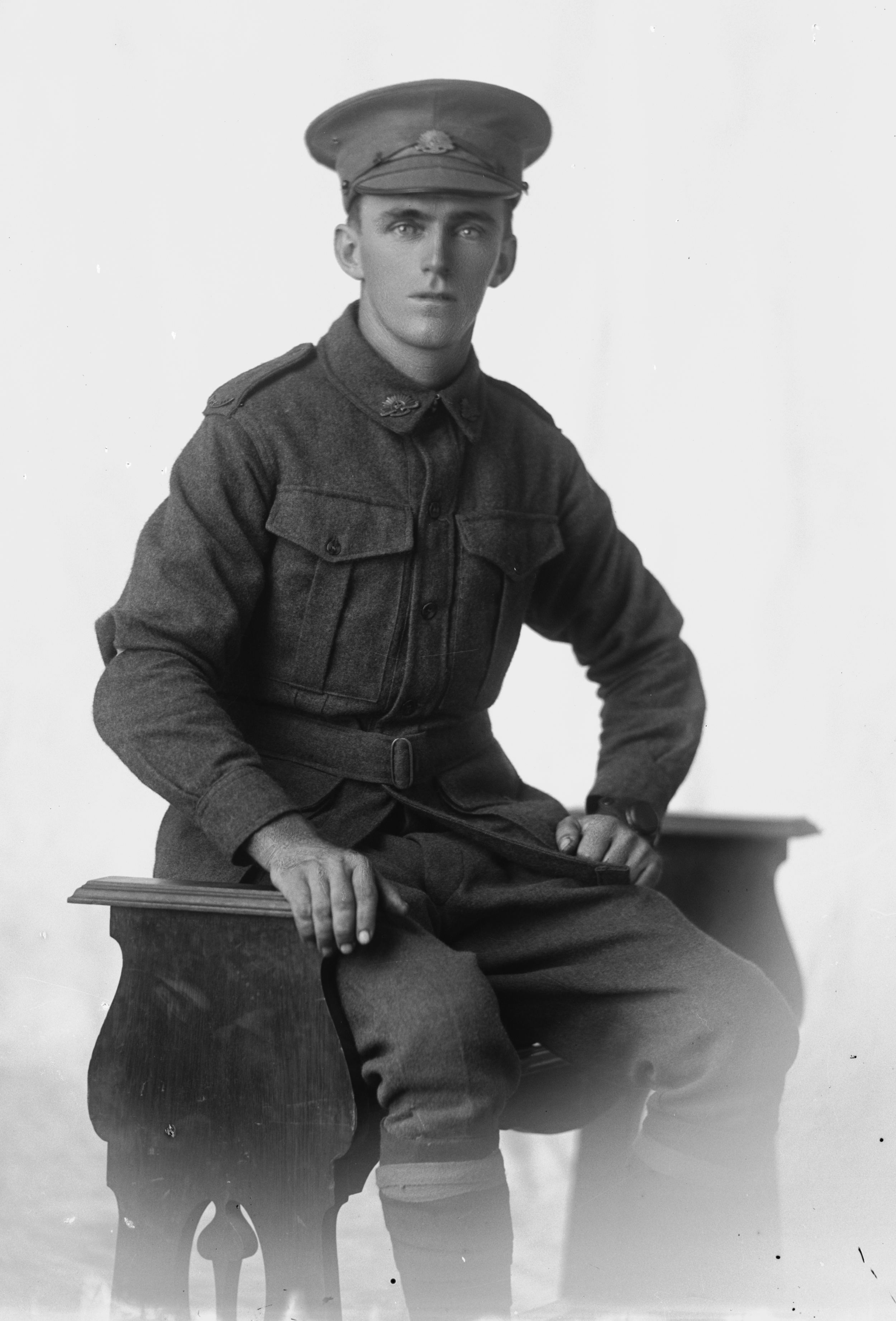 Photographed at the Dease Studio, 117 Barrack Street Perth WA Image courtesy of the State Library of Western Australia: 108408PD