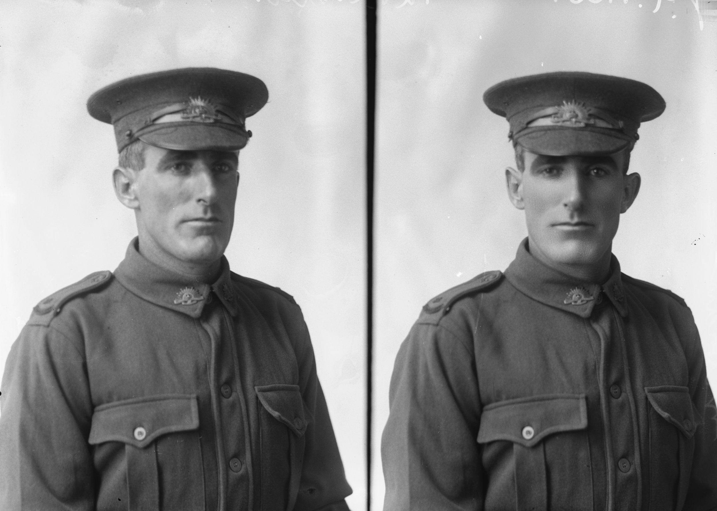 Photographed at the Dease Studio, 117 Barrack Street Perth WA Image courtesy of the State Library of Western Australia: 108640PD