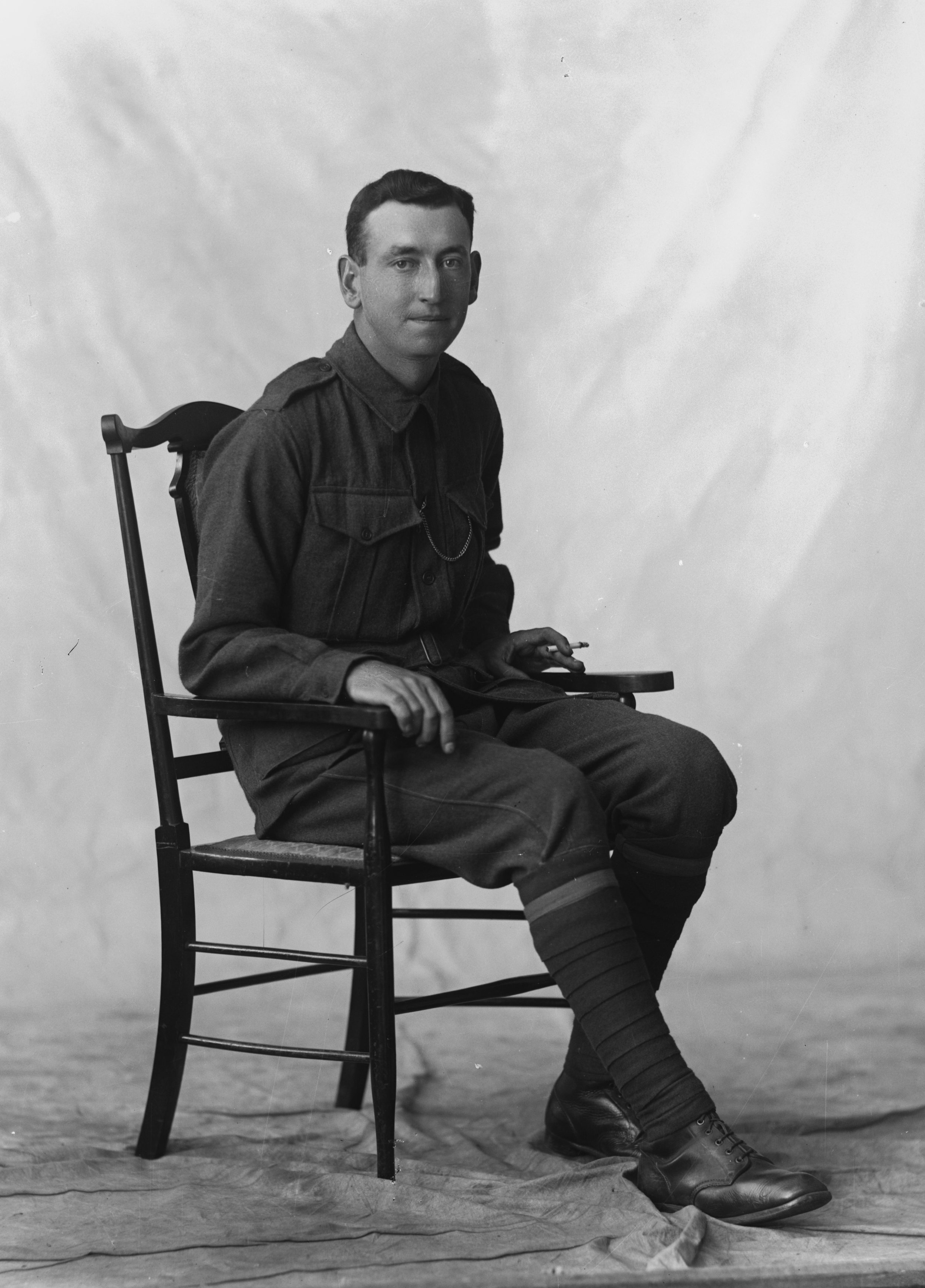 Photographed at the Dease Studio, 117 Barrack Street Perth WA Image courtesy of the State Library of Western Australia: 108311PD