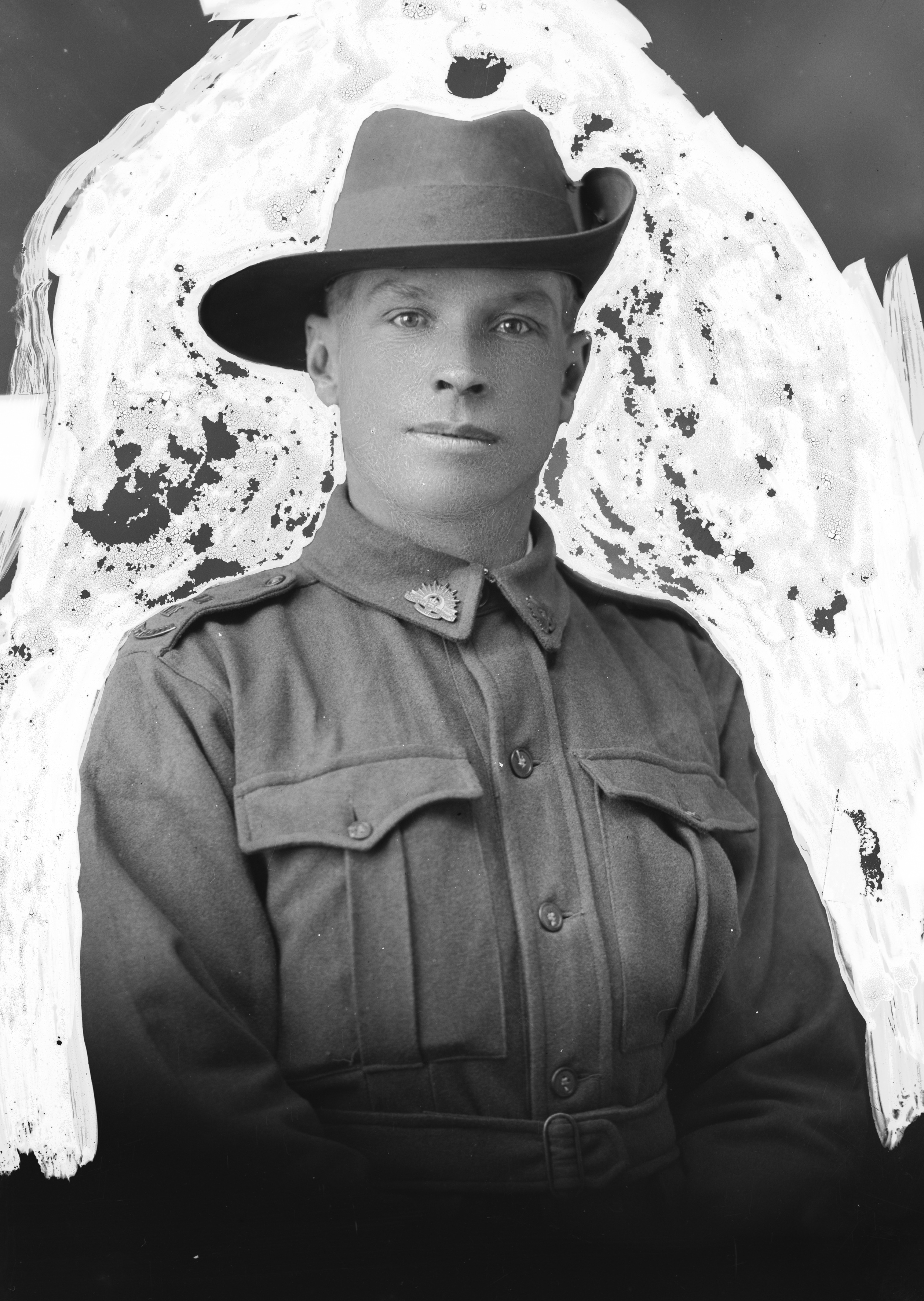 Photographed at the Dease Studio, 117 Barrack Street Perth WA Image courtesy of the State Library of Western Australia: 108019PD