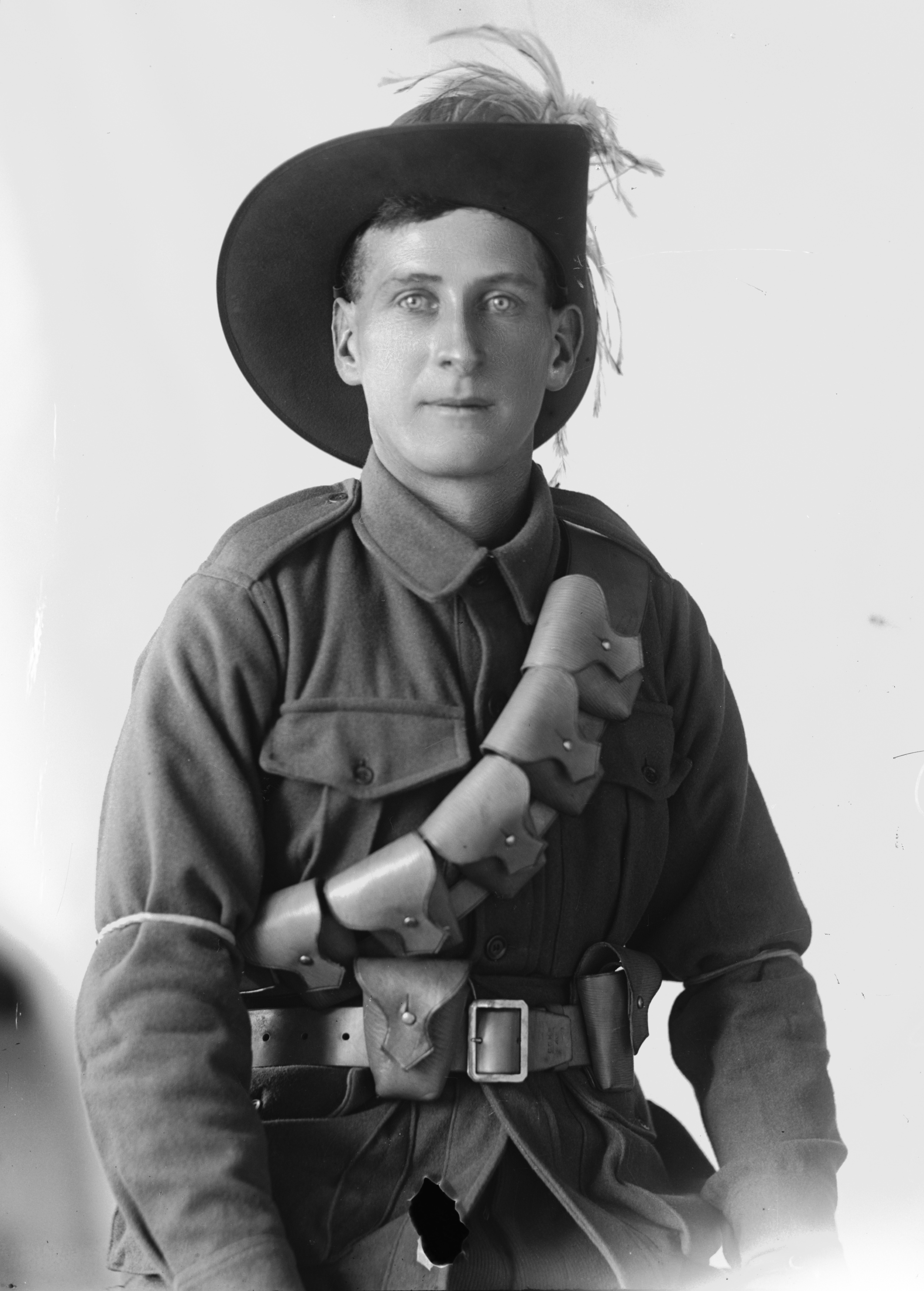 Photographed at the Dease Studio, 117 Barrack Street Perth WA Image courtesy of the State Library of Western Australia: 108167PD