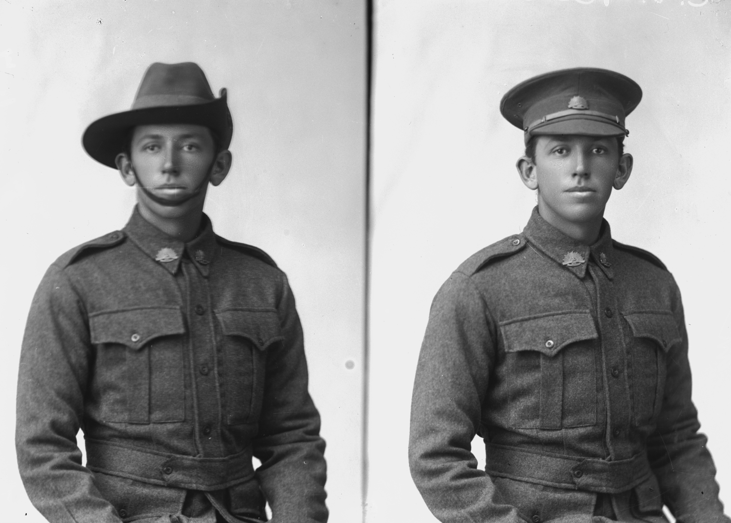 Photographed at the Dease Studio, 117 Barrack Street Perth WA Image courtesy of the State Library of Western Australia: 108693PD