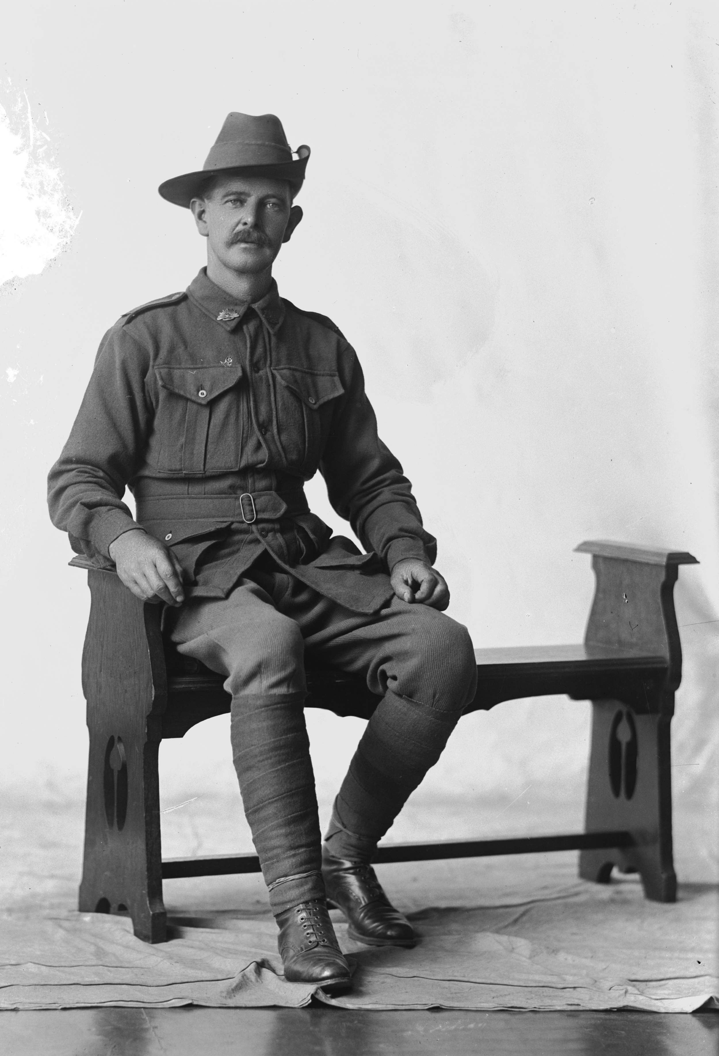 Photographed at the Dease Studio, 117 Barrack Street Perth WA. Image courtesy of the State Library of Western Australia: 108235PD