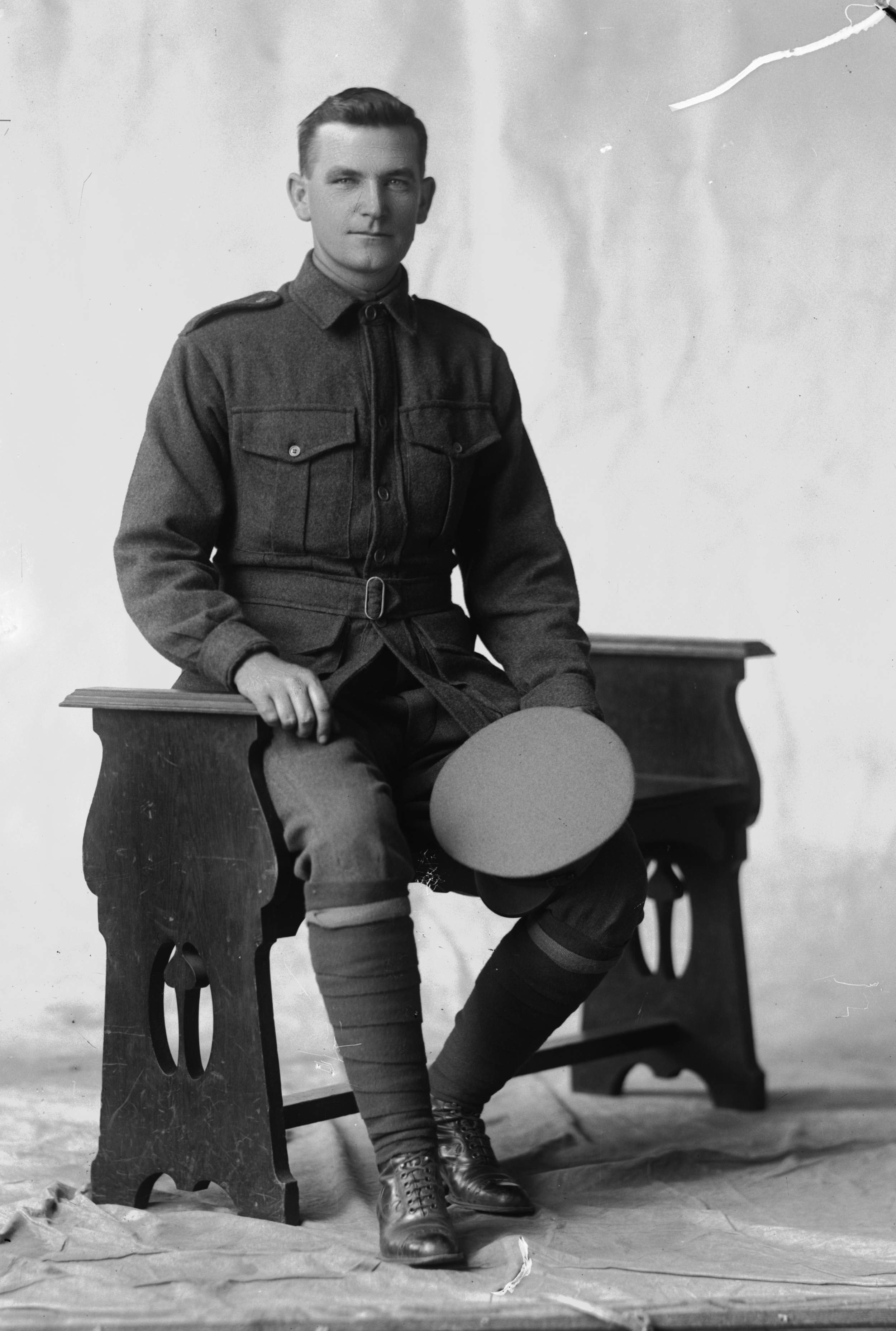 Photographed at the Dease Studio, 117 Barrack Street Perth WA Image courtesy of the State Library of Western Australia: 108400PD