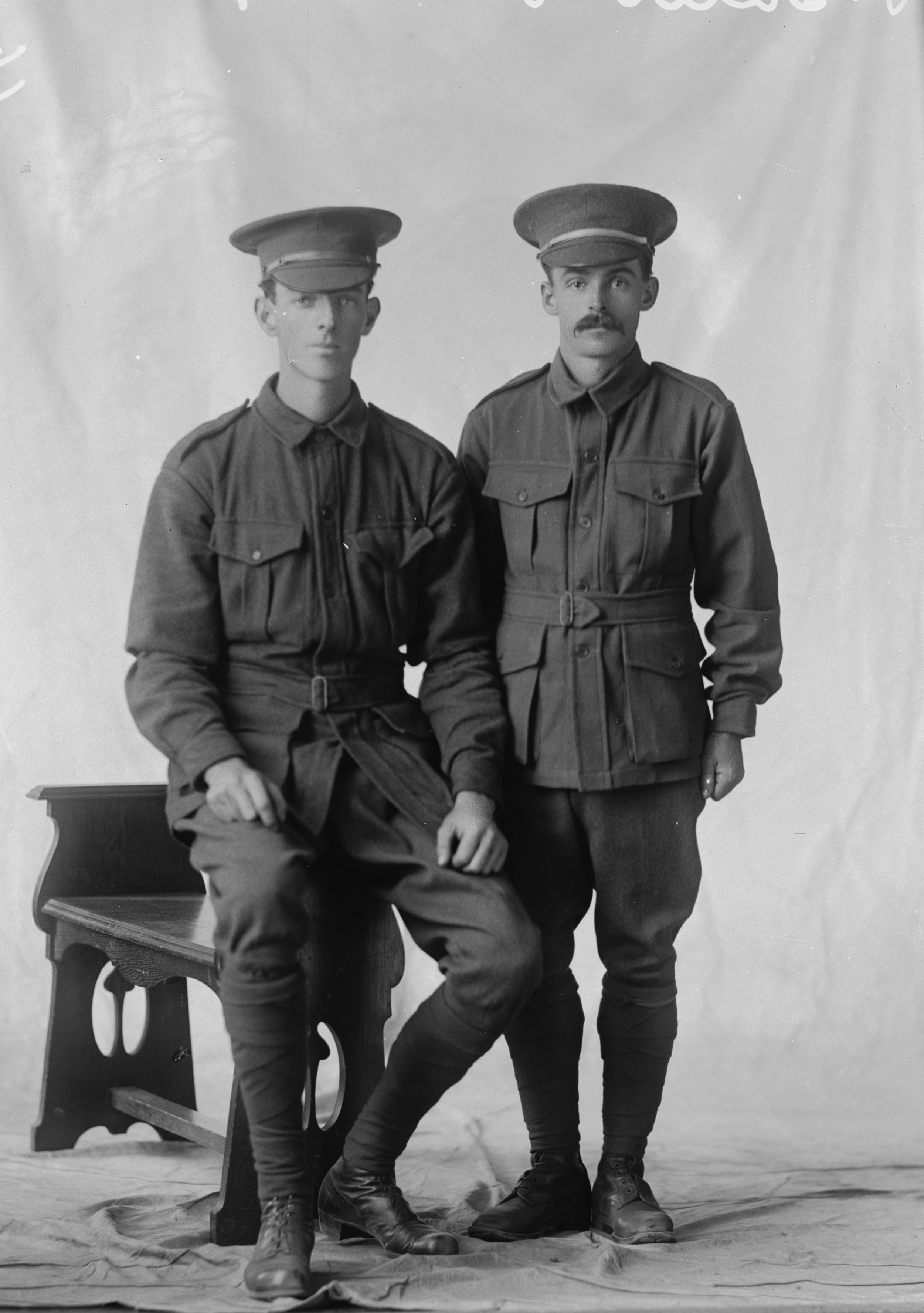 Photographed at the Dease Studio, 117 Barrack Street Perth WA Image courtesy of the State Library of Western Australia: 108170PD