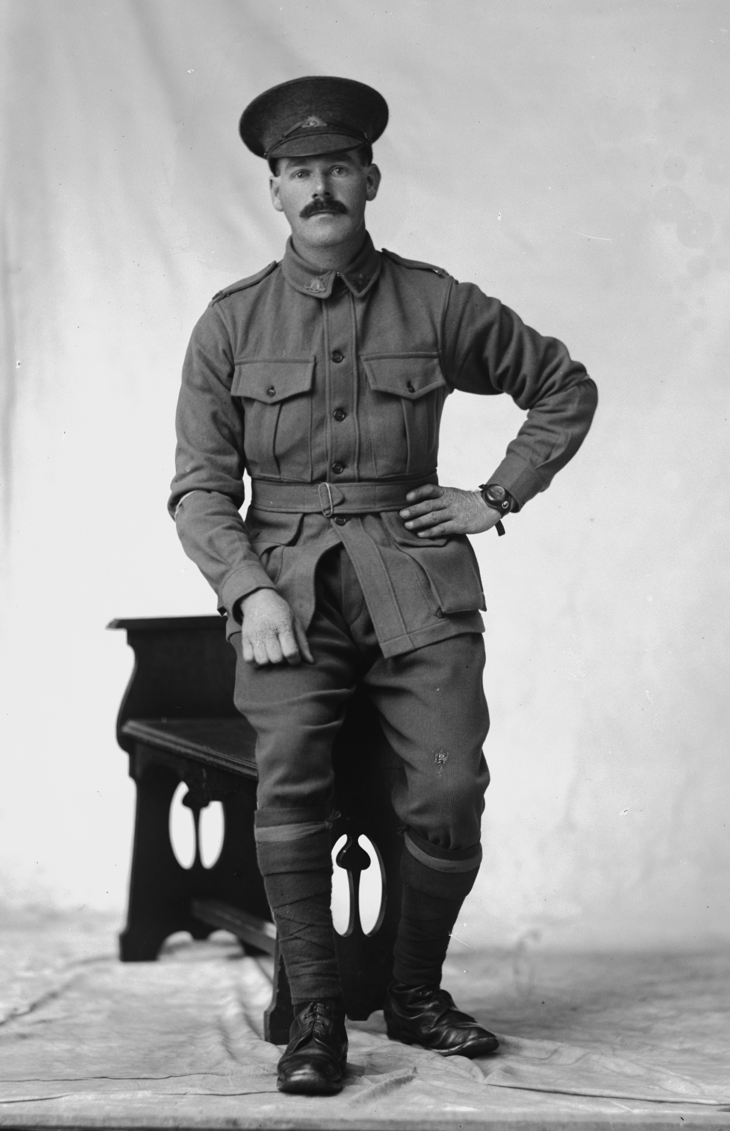 Photographed at the Dease Studio, 117 Barrack Street Perth WA Image courtesy of the State Library of Western Australia: 108605PD