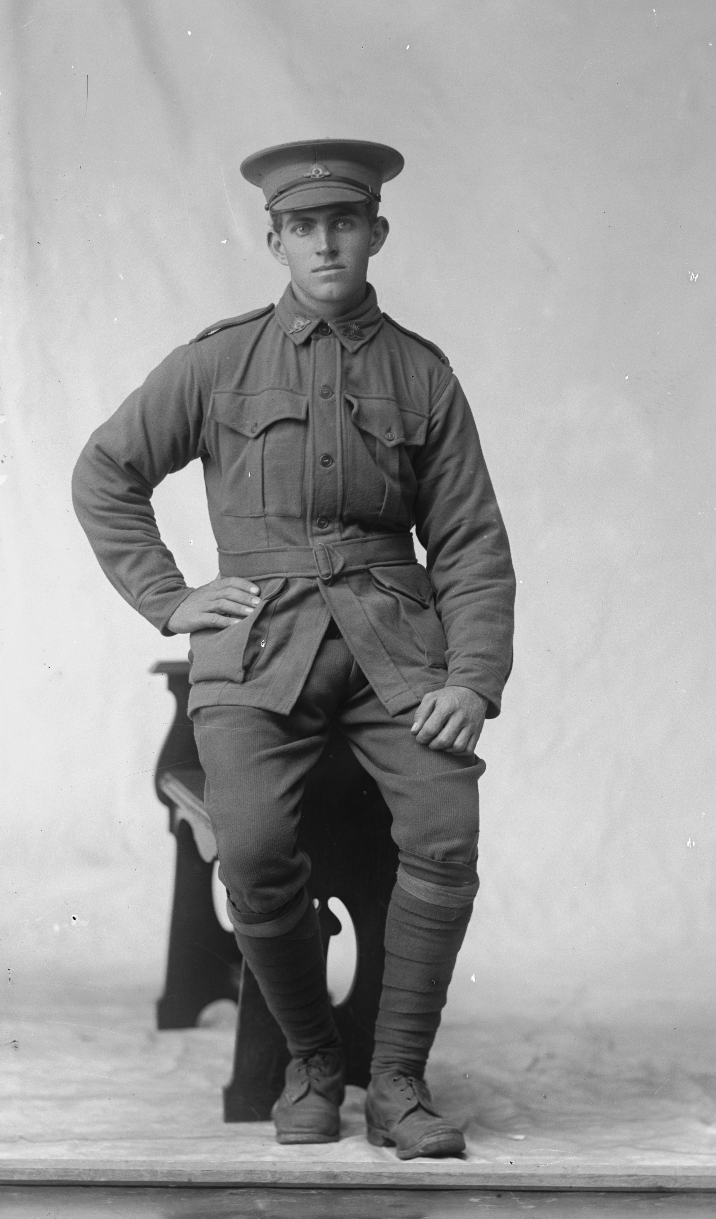 Photographed at the Dease Studio, 117 Barrack Street Perth WA Image courtesy of the State Library of Western Australia: 108507PD
