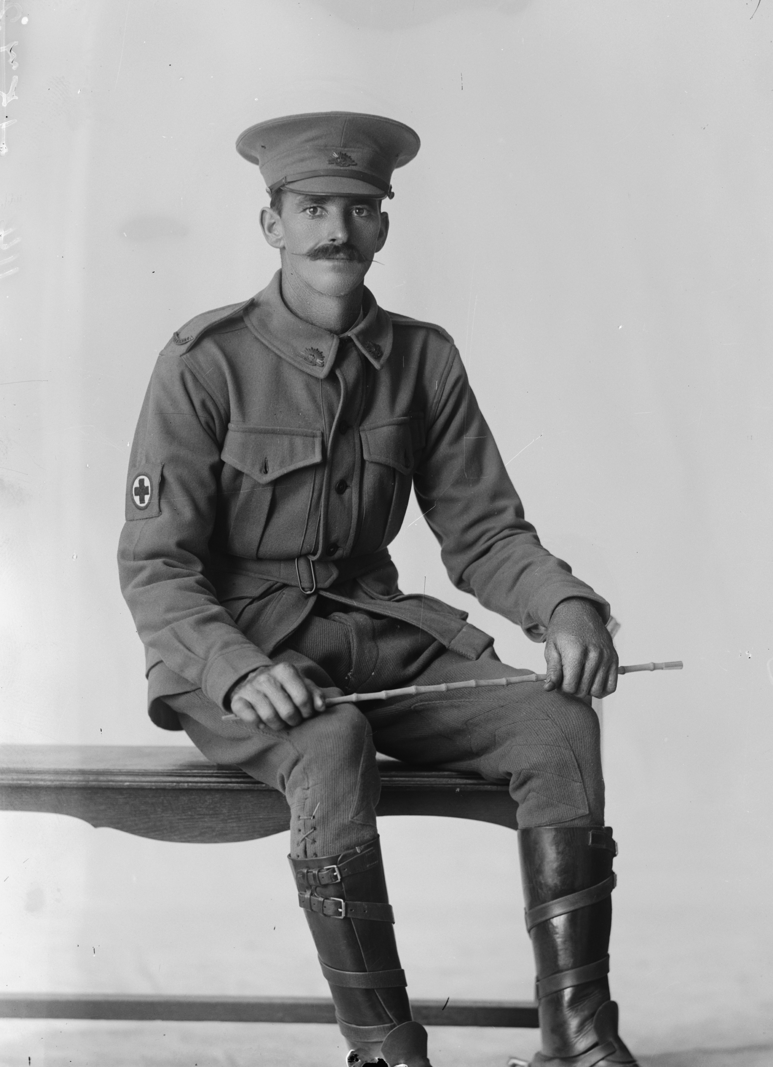 Photographed at the Dease Studio, 117 Barrack Street Perth WA Image courtesy of the State Library of Western Australia:108116PD