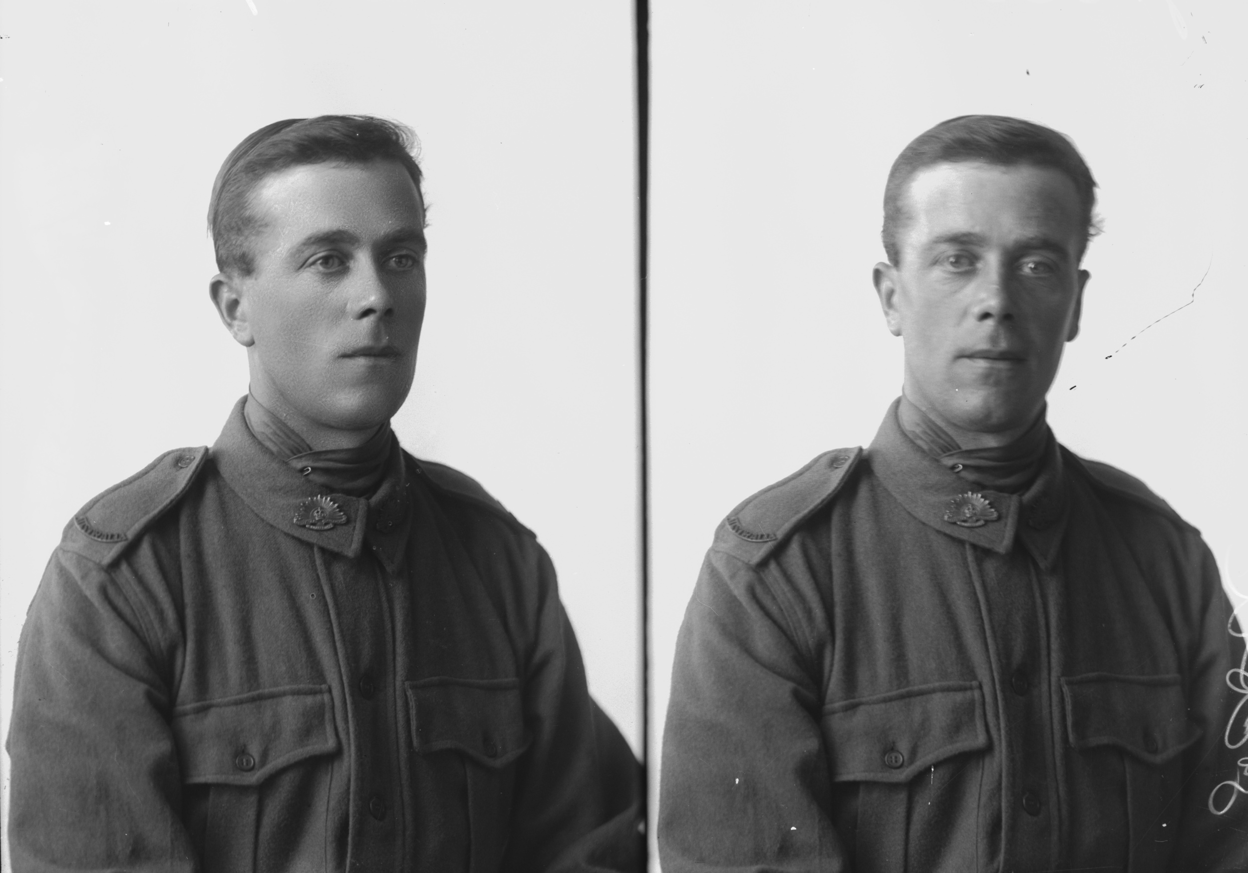 Photographed at the Dease Studio, 117 Barrack Street Perth WA Image courtesy of the State Library of Western Australia: 108465PD