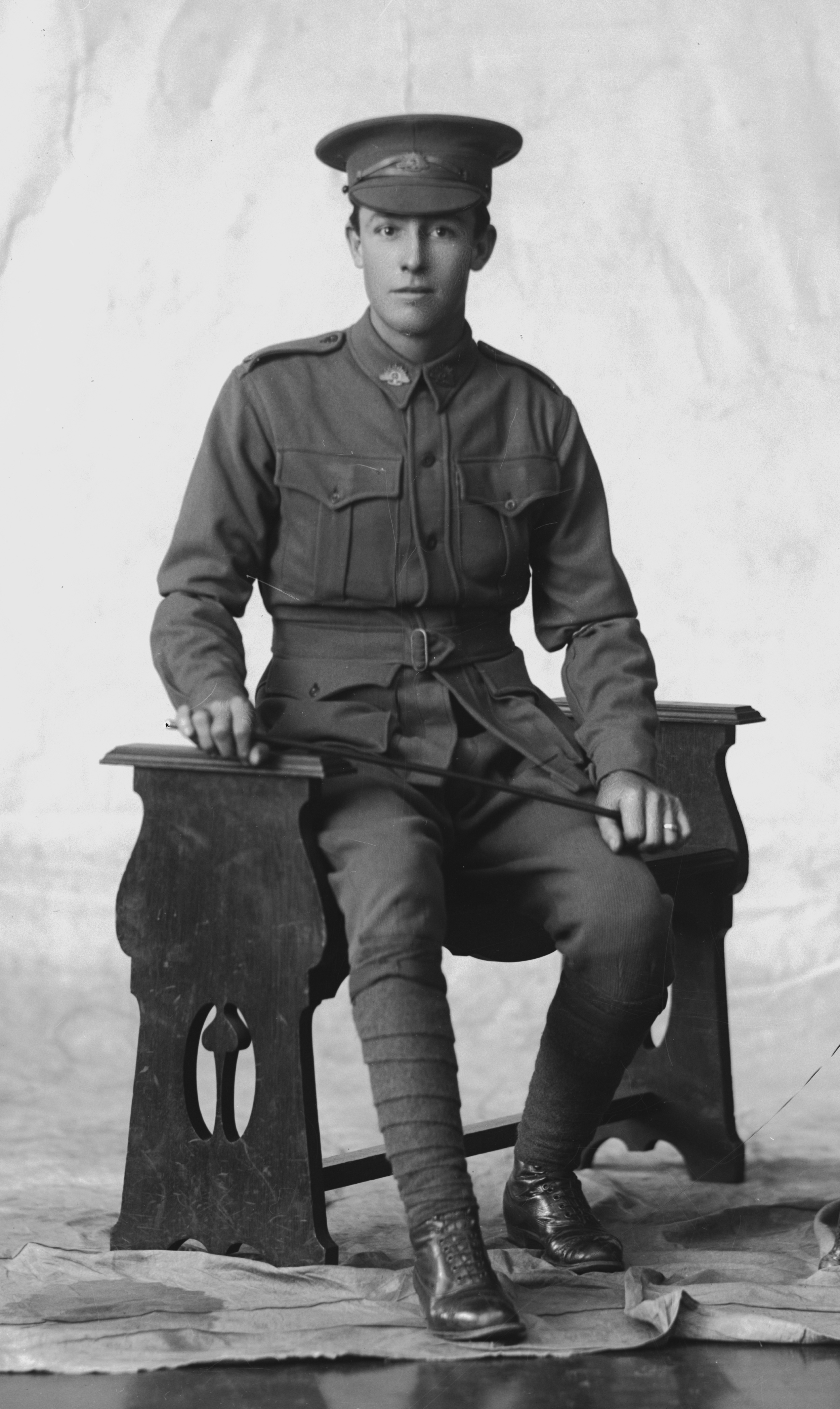 P hotographed at the Dease Studio, 117 Barrack Street Perth WA Image courtesy of the State Library of Western Australia: 108388PD