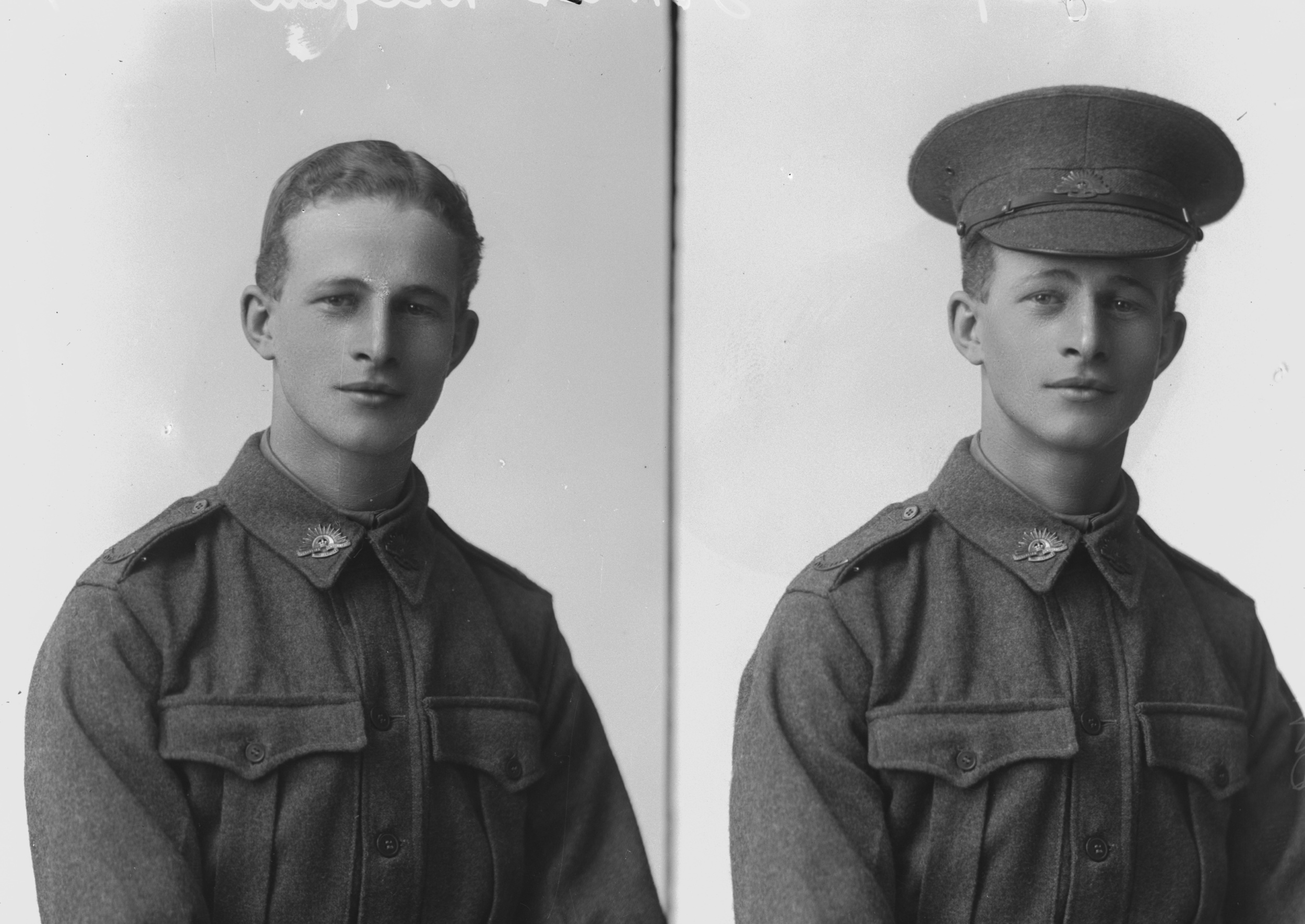 Photographed at the Dease Studio, 117 Barrack Street Perth WA Image courtesy of the State Library of Western Australia: 108059PD