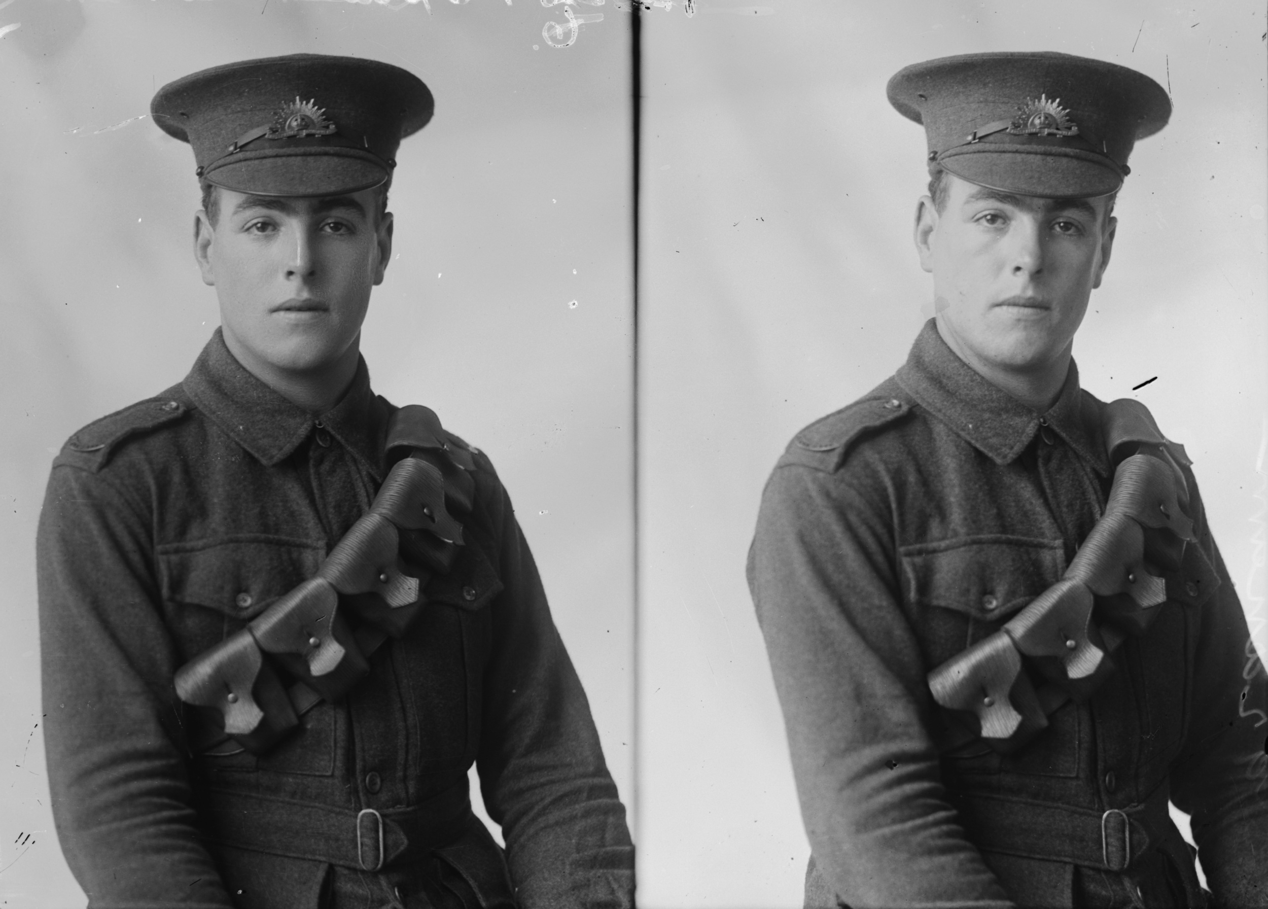 Photographed at the Dease Studio, 117 Barrack Street Perth WA Image courtesy of the State Library of Western Australia: 108175PD