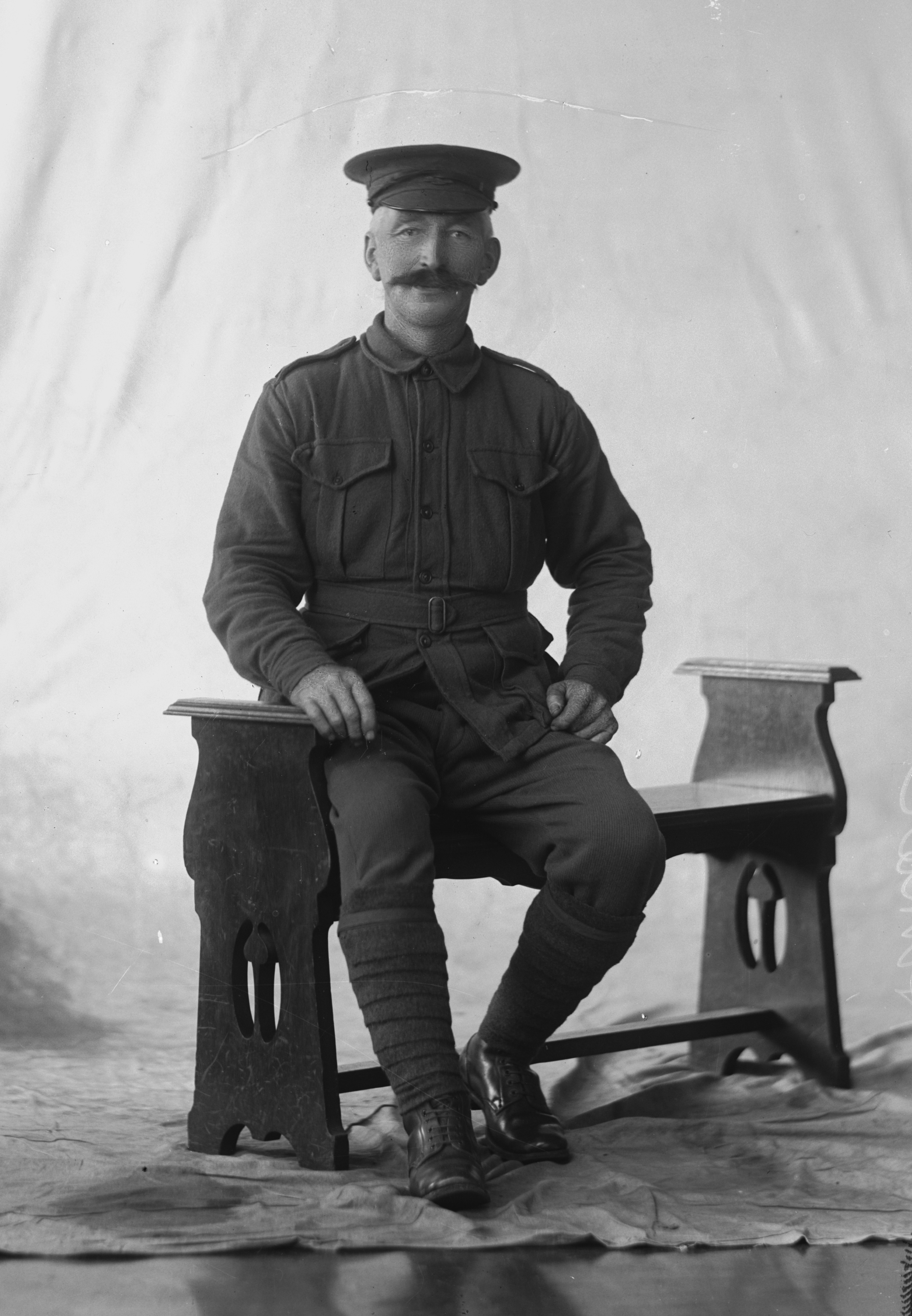 Photographed at the Dease Studio, 117 Barrack Street Perth WA Image courtesy of the State Library of Western Australia: 108489PD