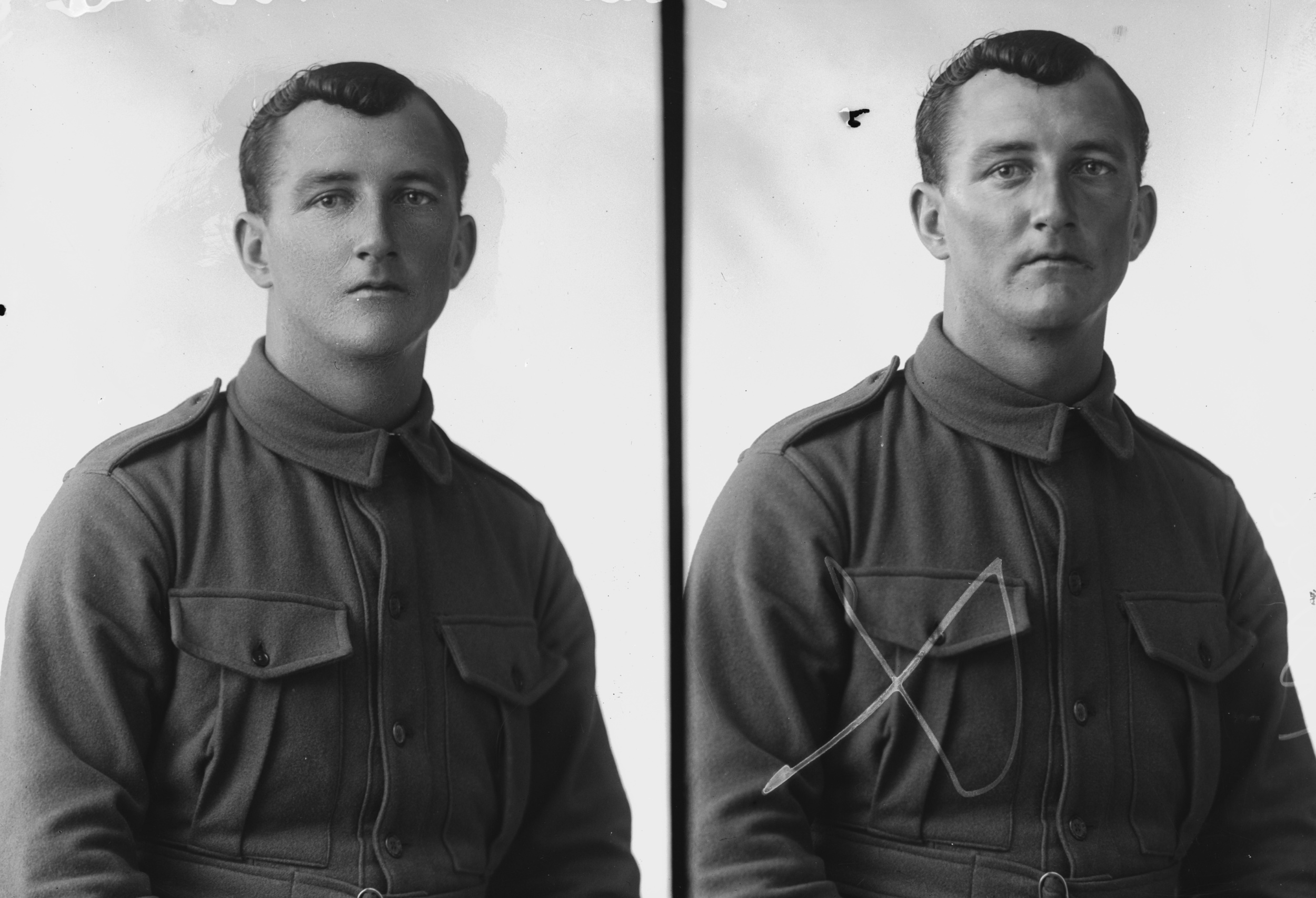 Photographed at the Dease Studio, 117 Barrack Street Perth WA Image courtesy of the State Library of Western Australia: 108307PD