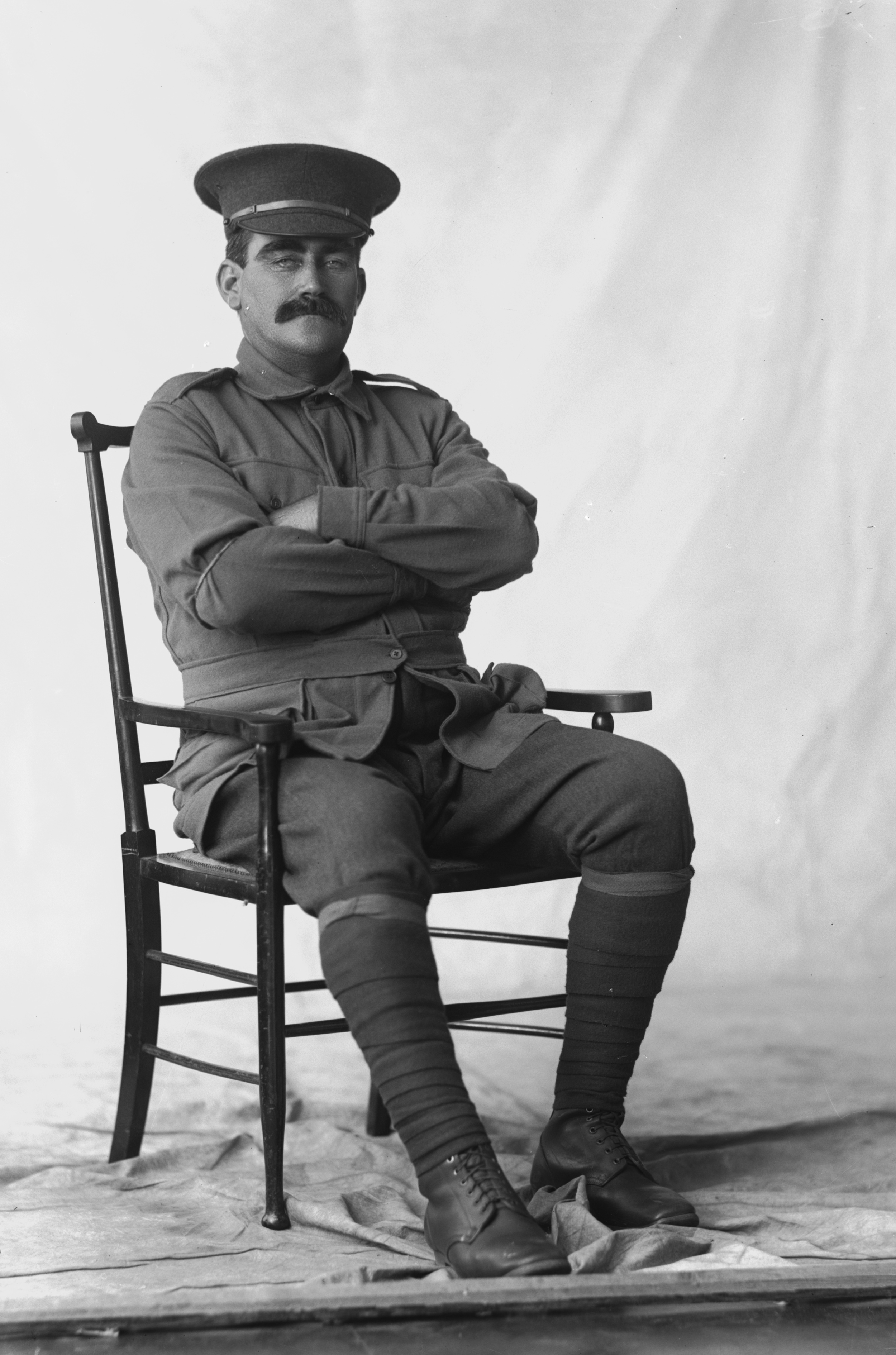 Photographed at the Dease Studio, 117 Barrack Street Perth WA Image courtesy of the State Library of Western Australia: 108449PD
