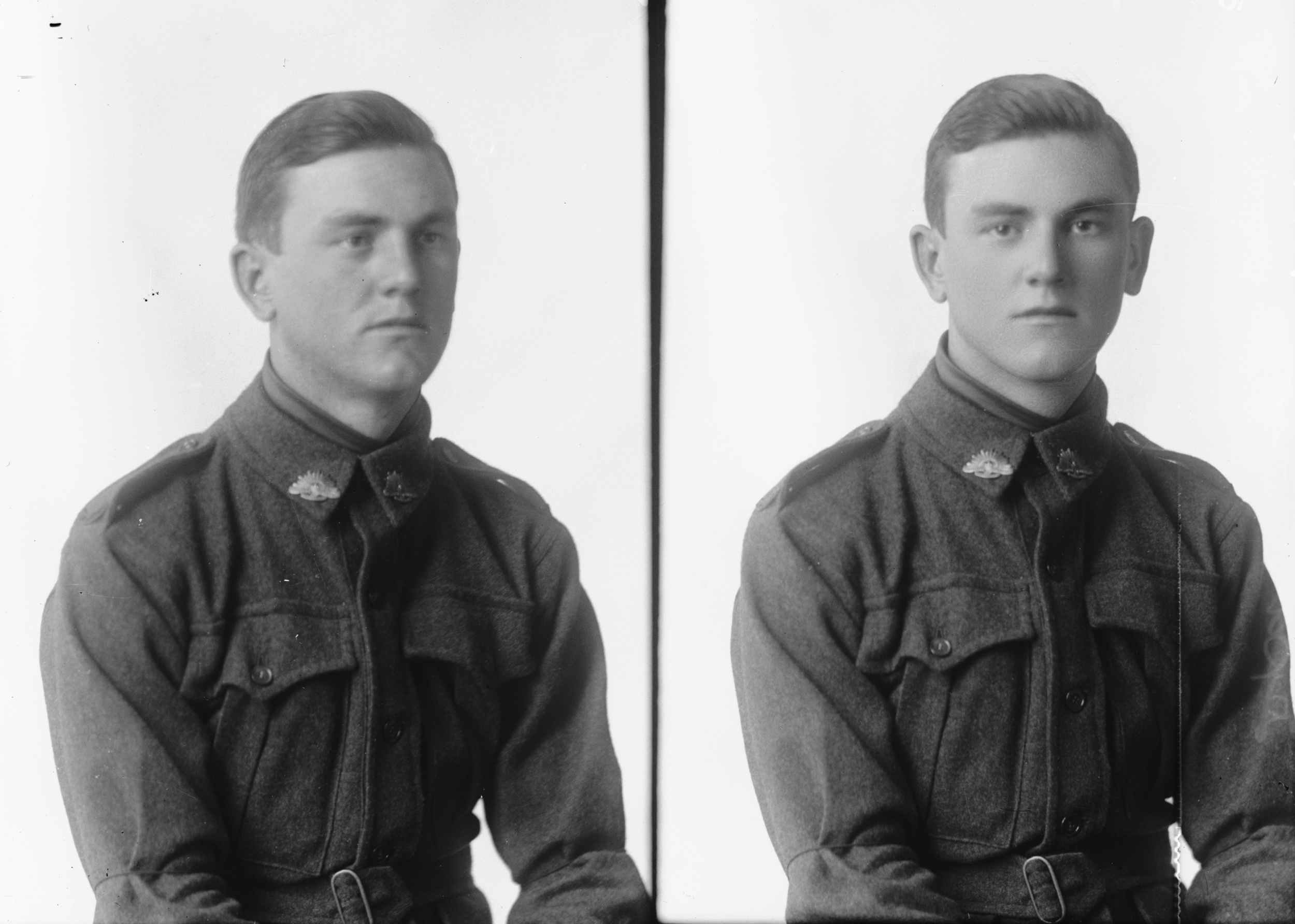Photographed at the Dease Studio, 117 Barrack Street Perth WA Image courtesy of the State Library of Western Australia: 108148PD
