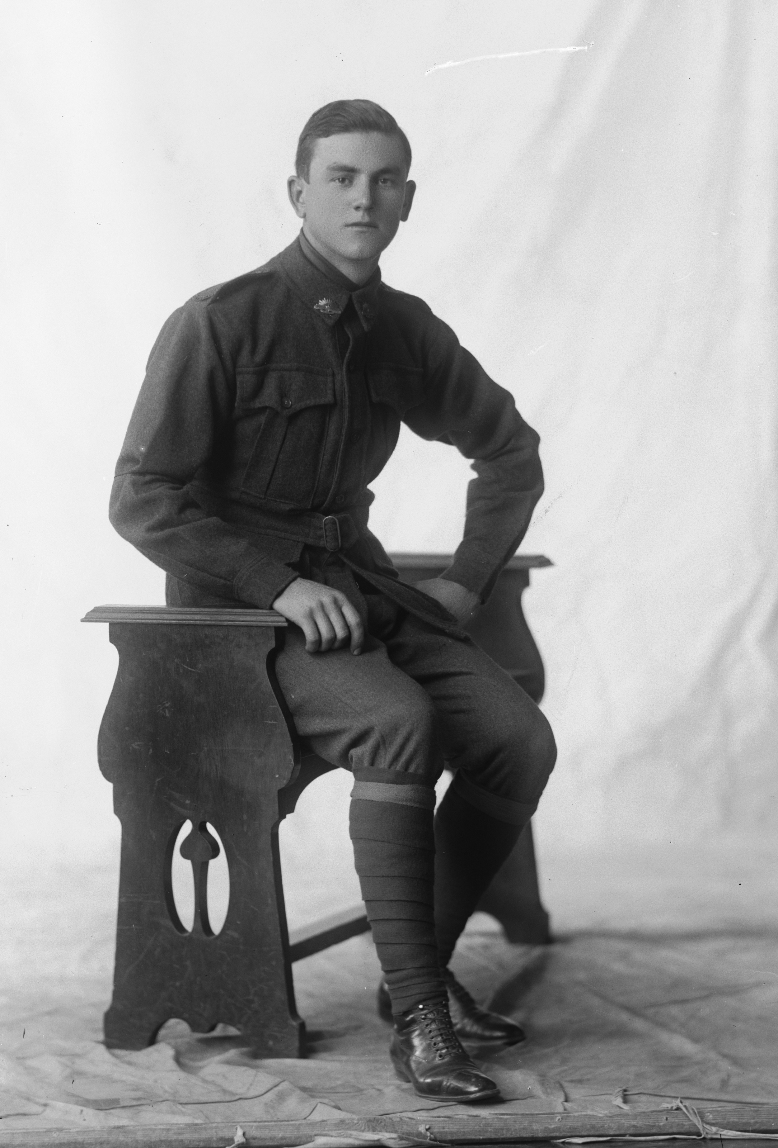 Photographed at the Dease Studio, 117 Barrack Street Perth WA Image courtesy of the State Library of Western Australia: 108470PD
