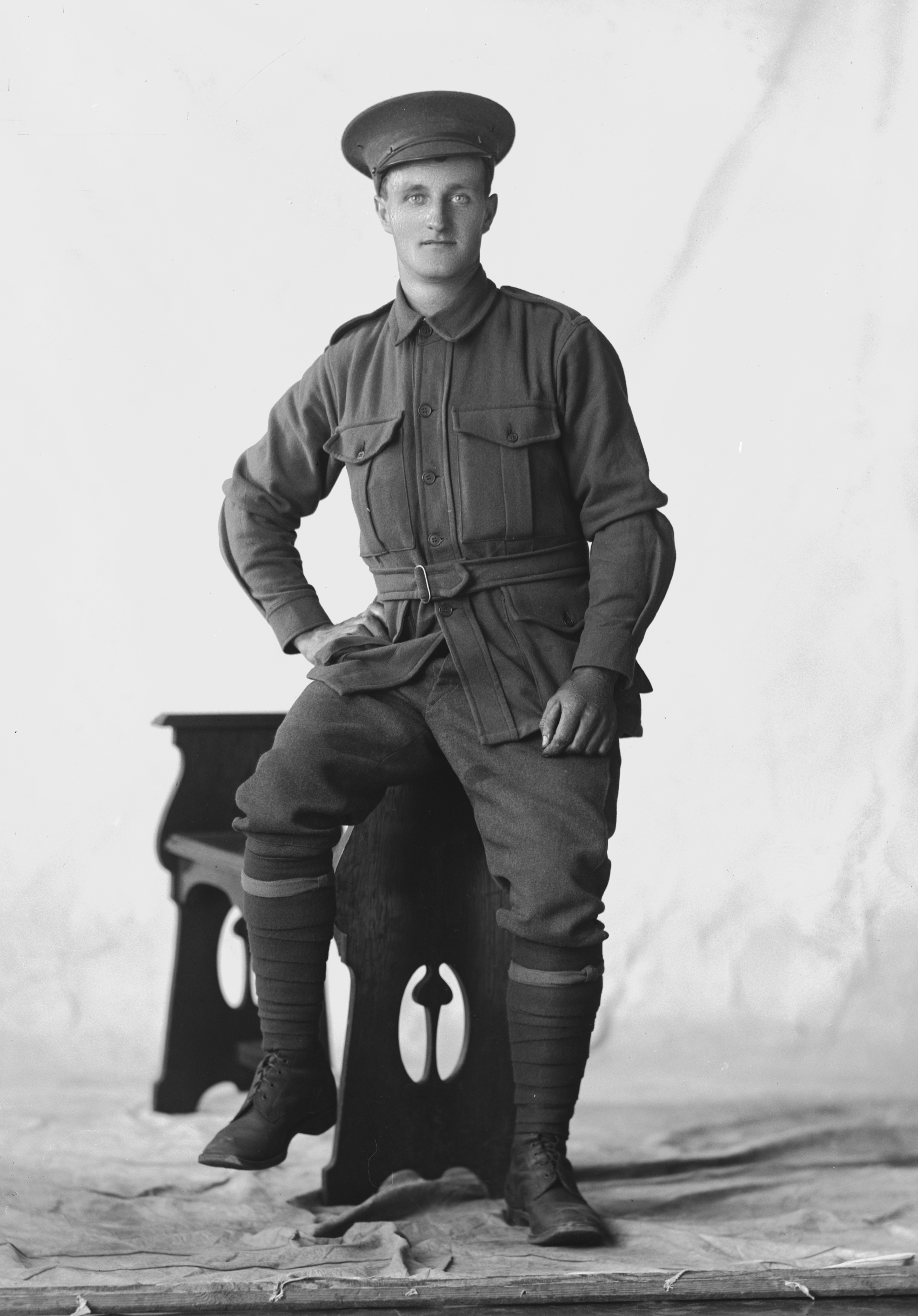 Photographed at the Dease Studio, 117 Barrack Street Perth WA Image courtesy of the State Library of Western Australia: 108681PD