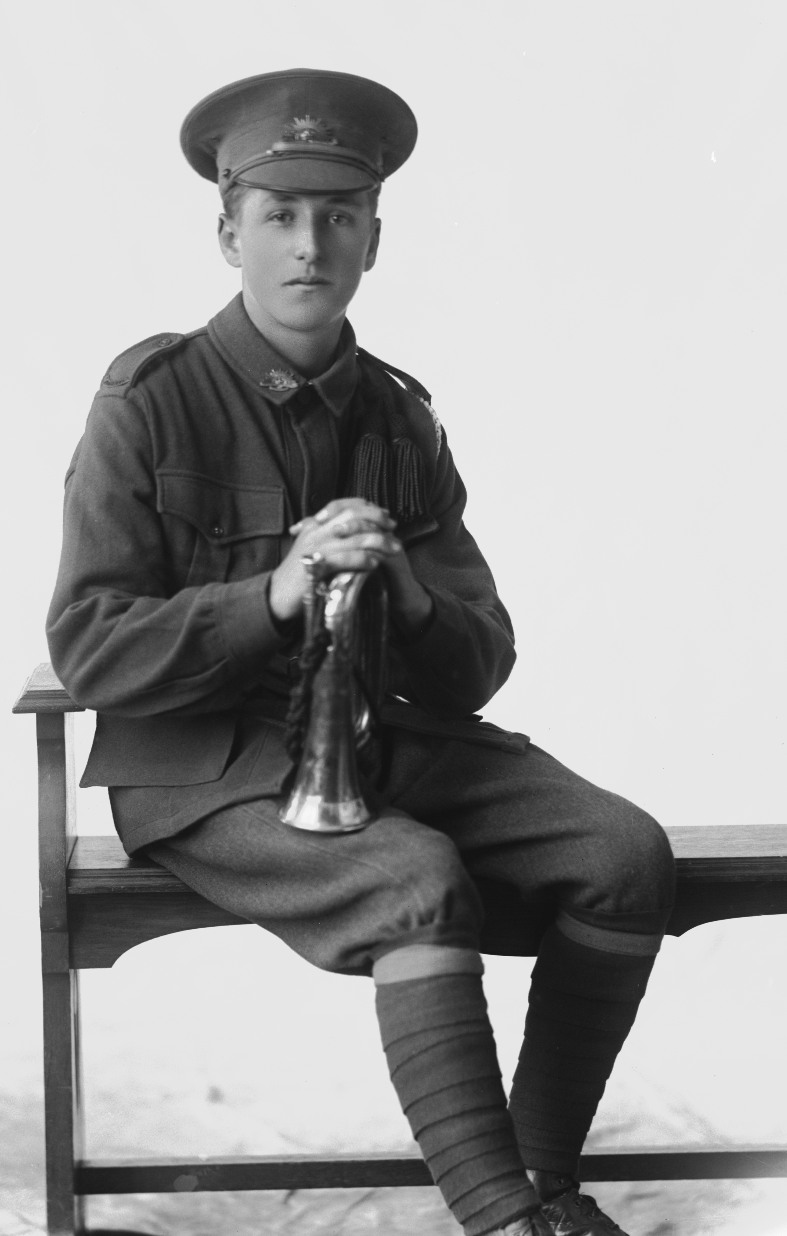 Photographed at the Dease Studio, 117 Barrack Street Perth WA Image courtesy of the State Library of Western Australia: 108598PD