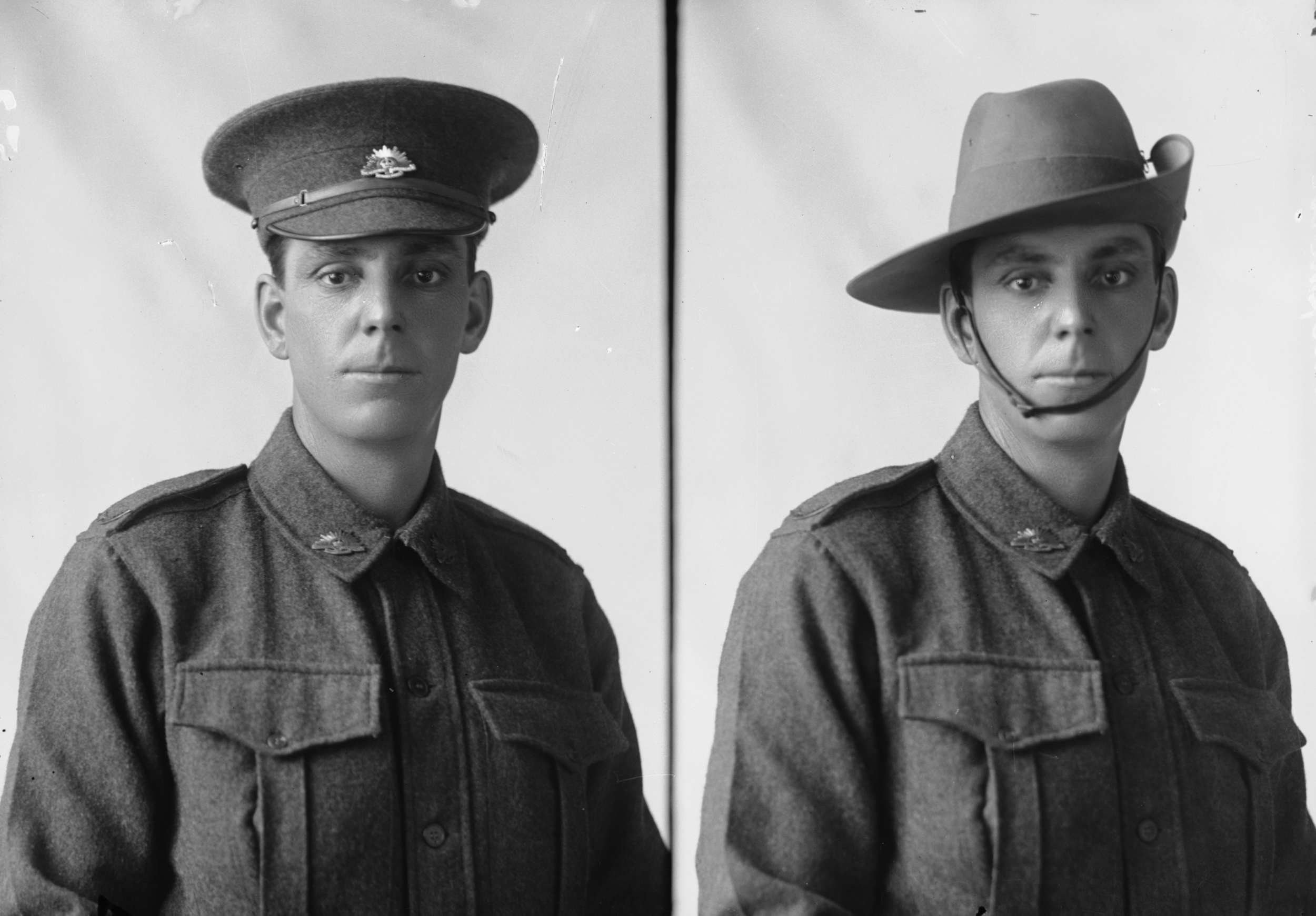 Photographed at the Dease Studio, 117 Barrack Street Perth WA Image courtesy of the State Library of Western Australia: 108341PD