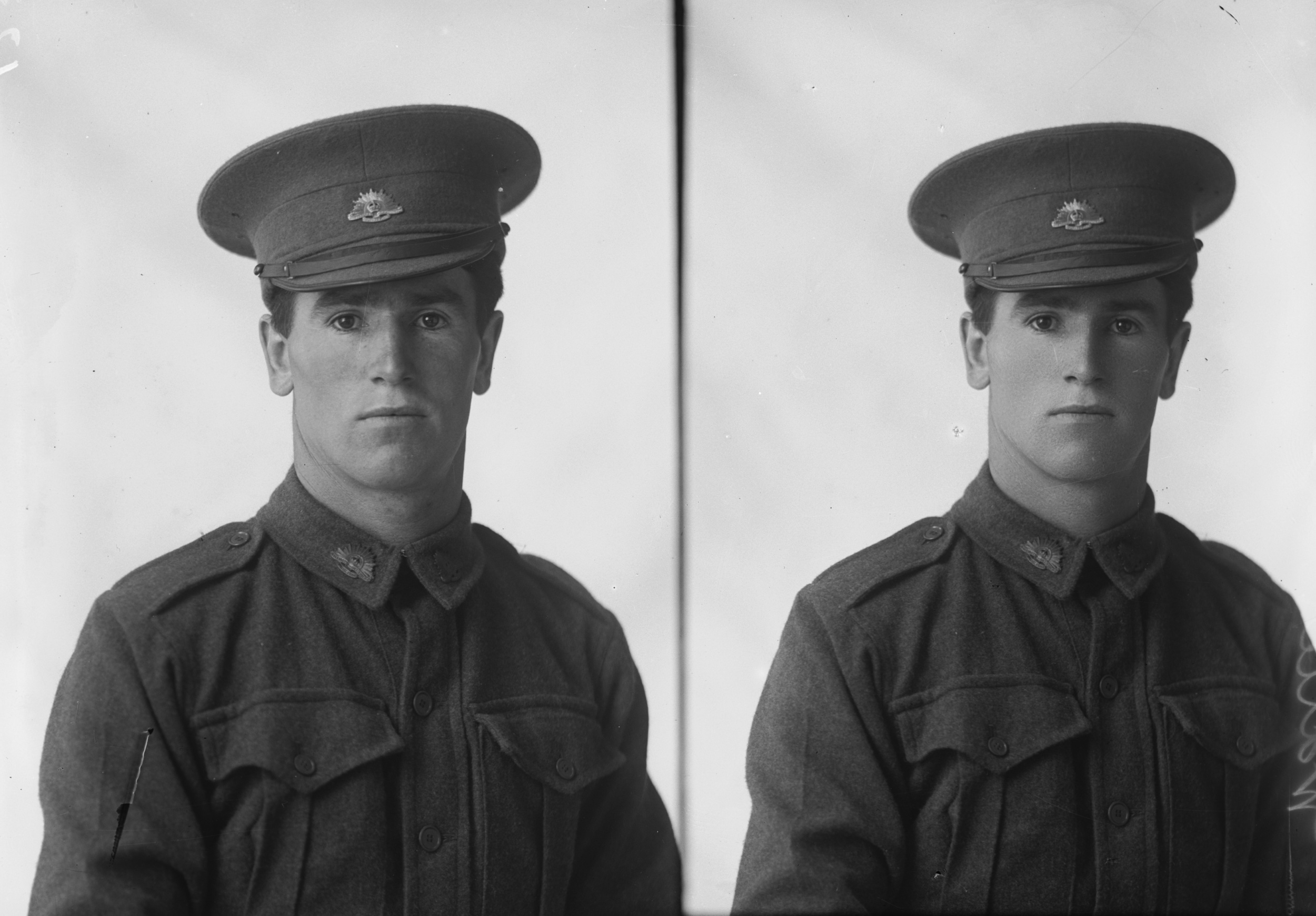 Photographed at the Dease Studio, 117 Barrack Street Perth WA Image courtesy of the State Library of Western Australia:108545PD