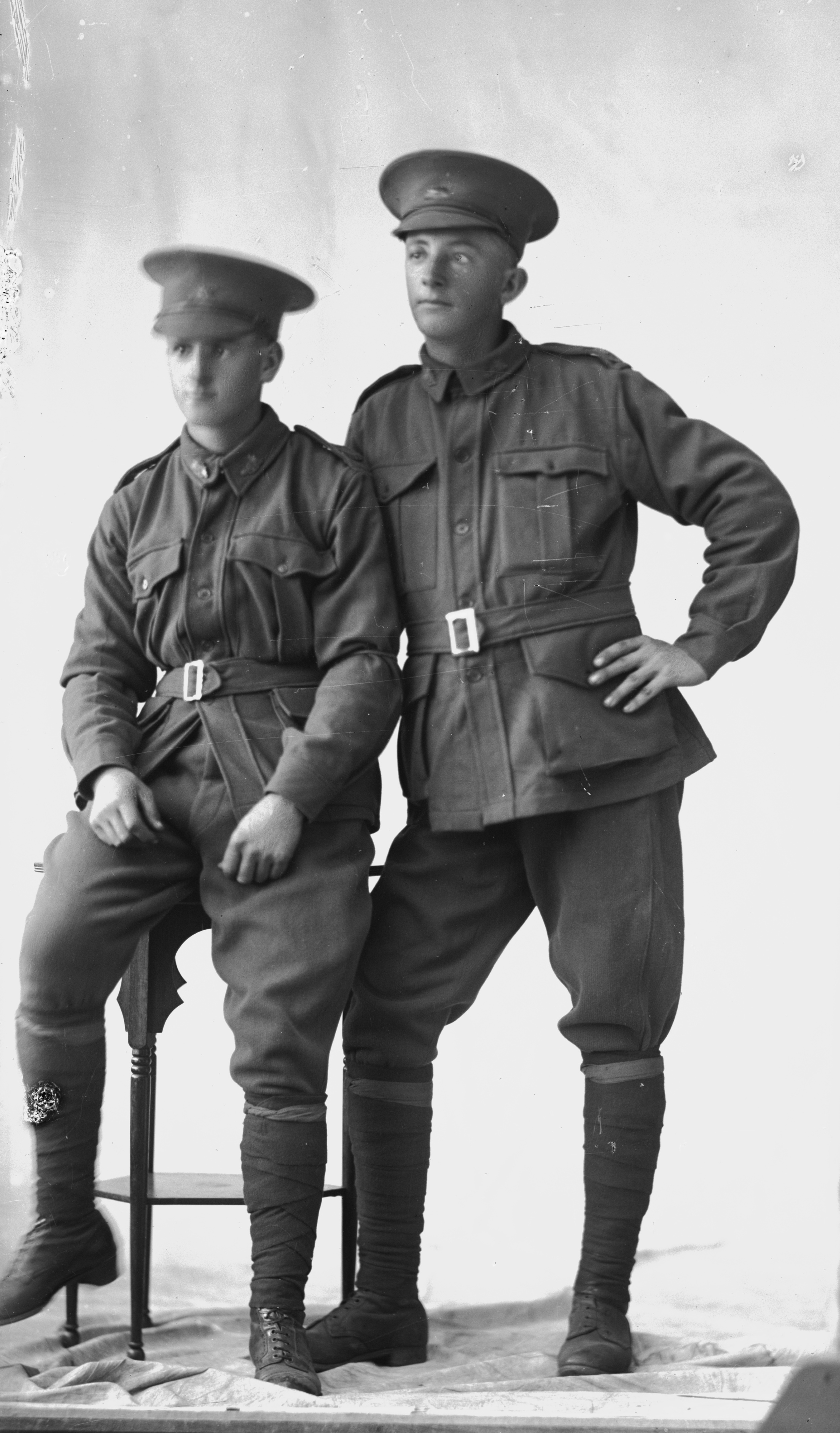 Photographed at the Dease Studio, 117 Barrack Street Perth WA Image courtesy of the State Library of Western Australia: 108696PD