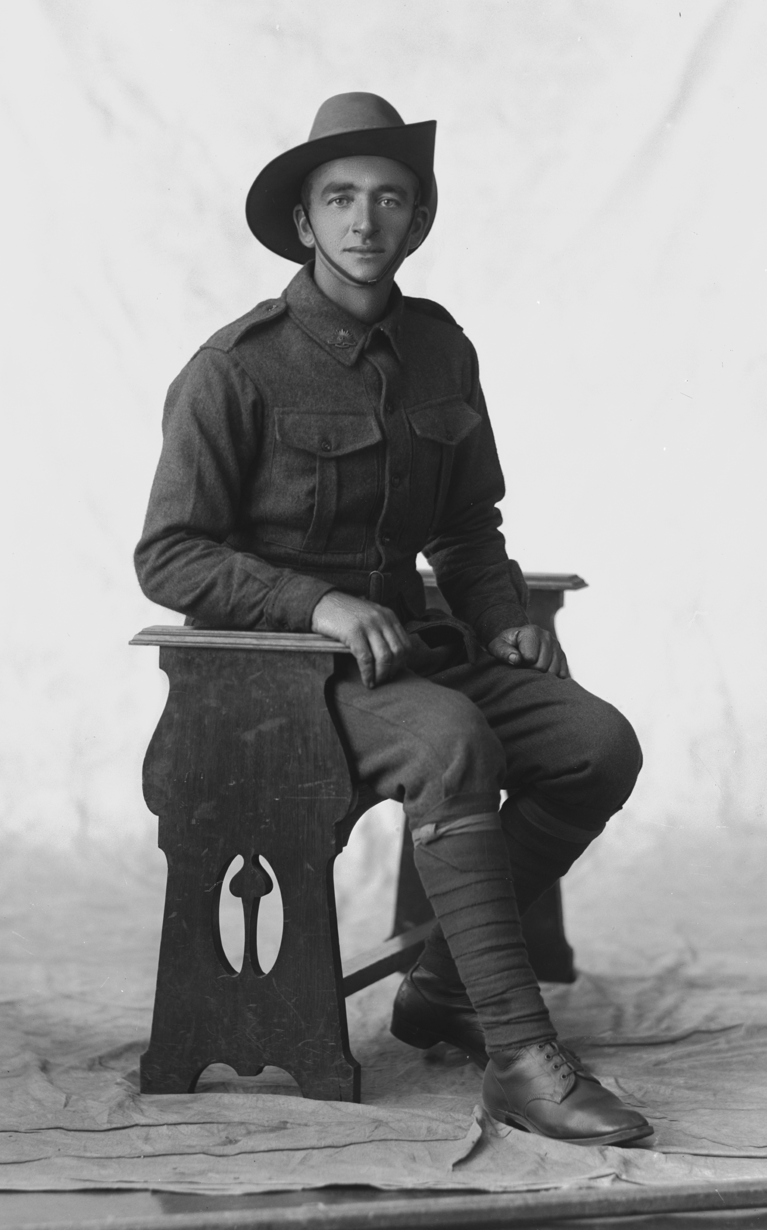 Photographed at the Dease Studio, 117 Barrack Street Perth WA Image courtesy of the State Library of Western Australia: 108005PD