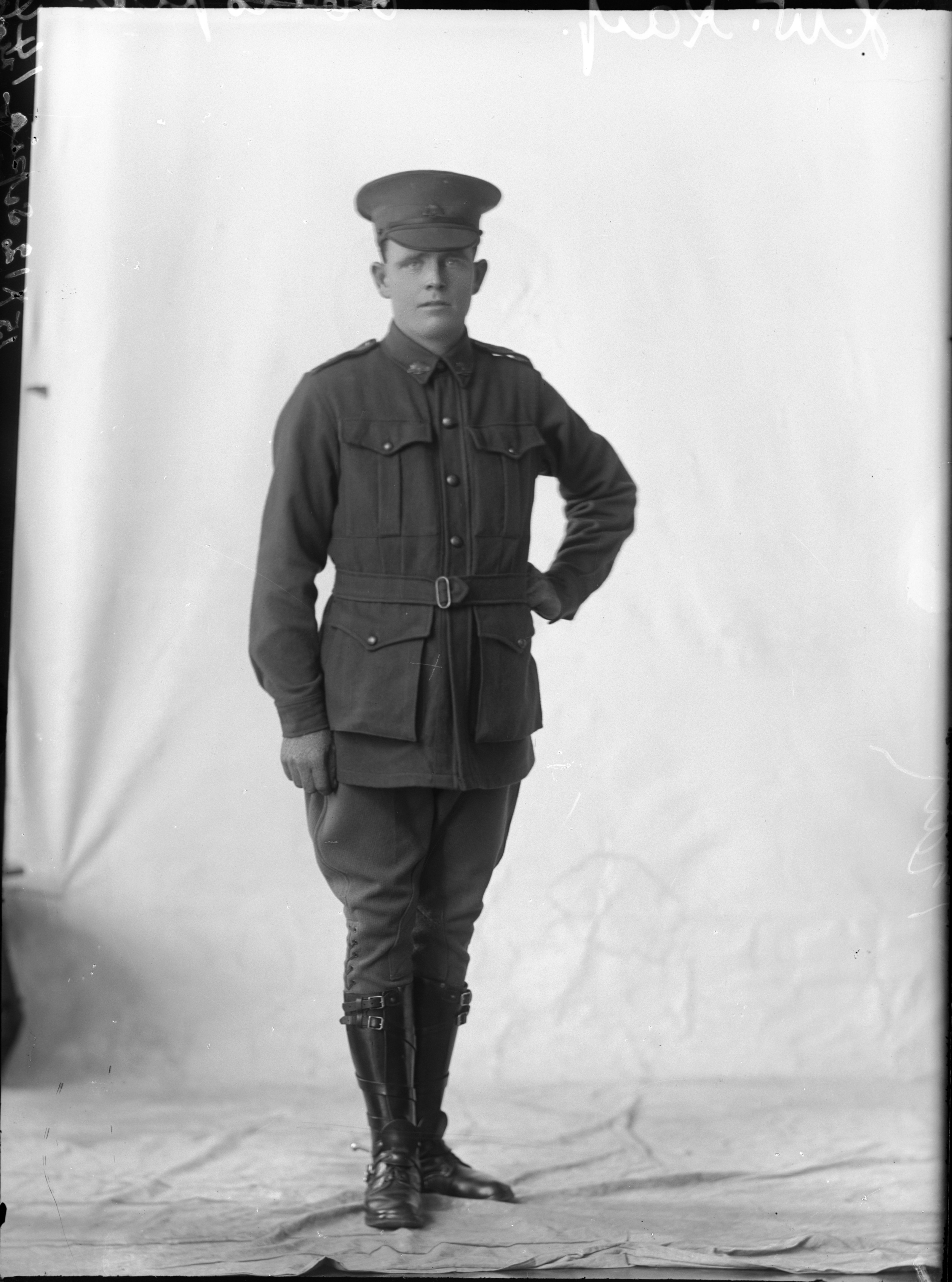 Photographed at the Dease Studio, 117 Barrack Street Perth WA Image courtesy of the State Library of Western Australia: 153043PD