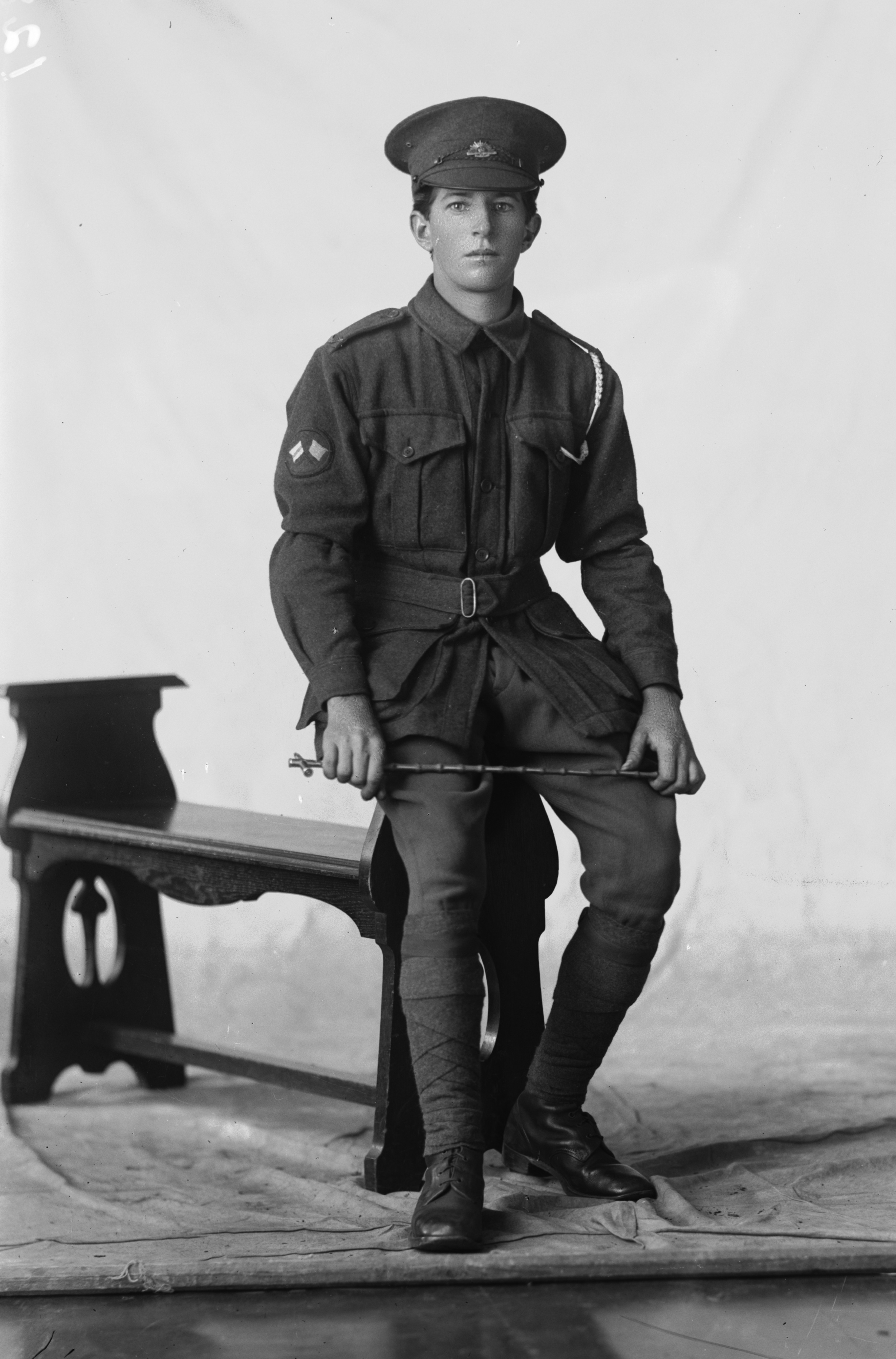 Photographed at the Dease Studio, 117 Barrack Street Perth WA Image courtesy of the State Library of Western Australia: 108435PD