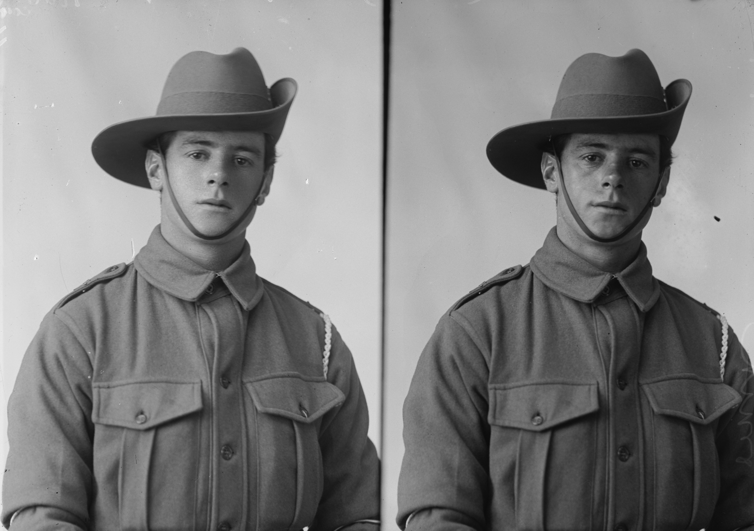 Photographed at the Dease Studio, 117 Barrack Street Perth WA Image courtesy of the State Library of Western Australia: 108601PD