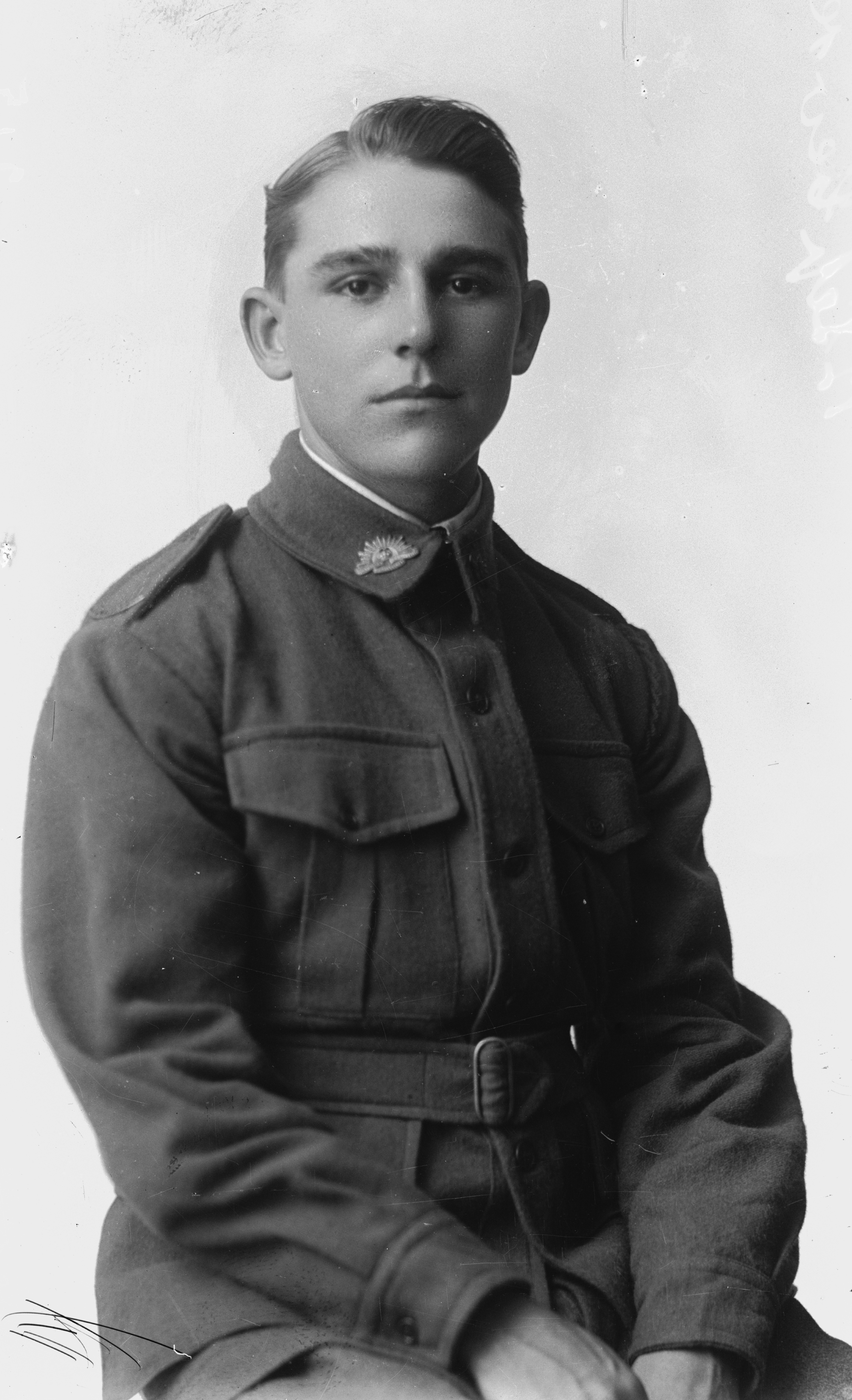 Photographed at the Dease Studio, 117 Barrack Street Perth WA Image courtesy of the State Library of Western Australia: 108274PD