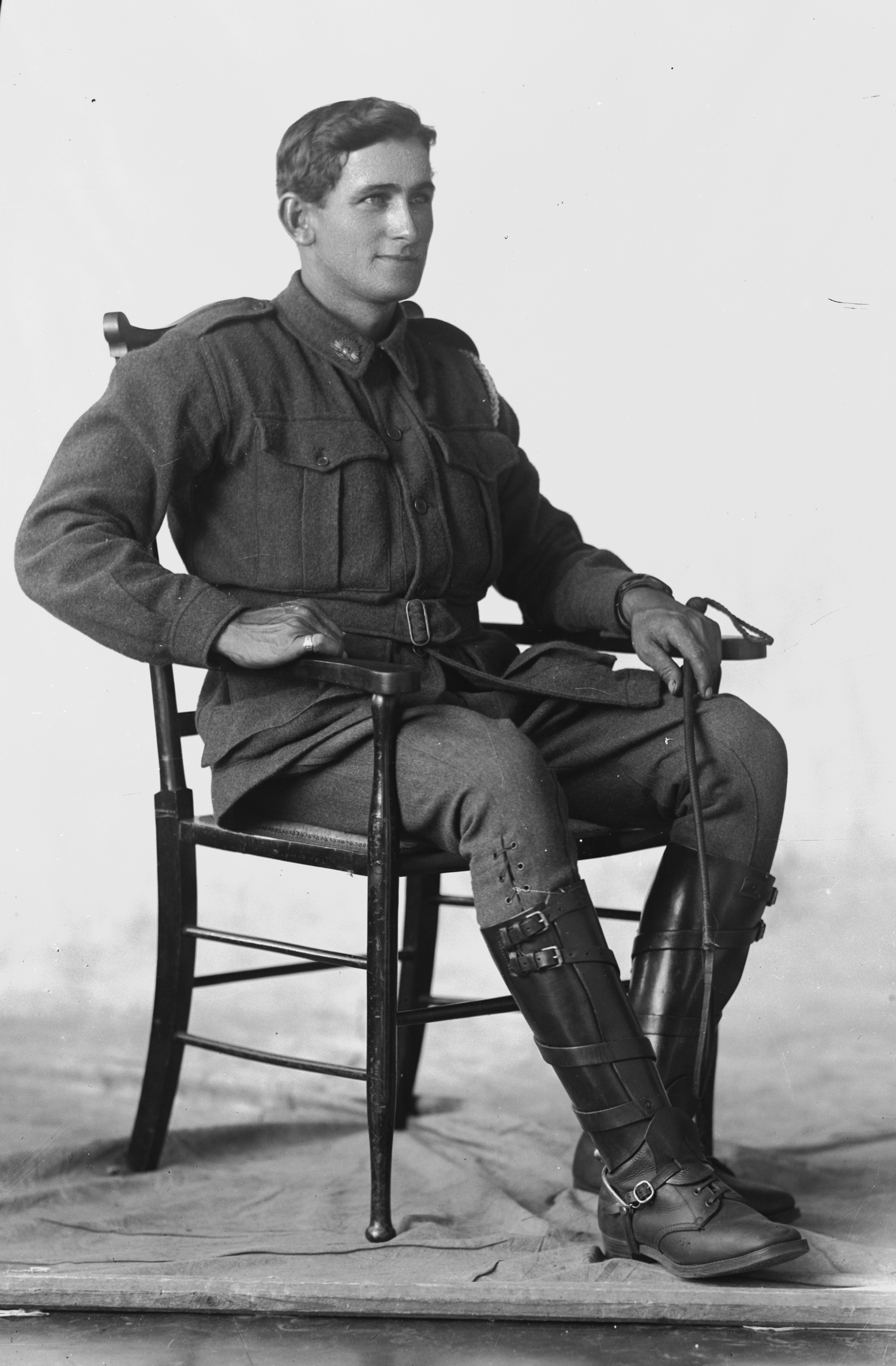 Photographed at the Dease Studio, 117 Barrack Street Perth WA Image courtesy of the State Library of Western Australia: 108225PD